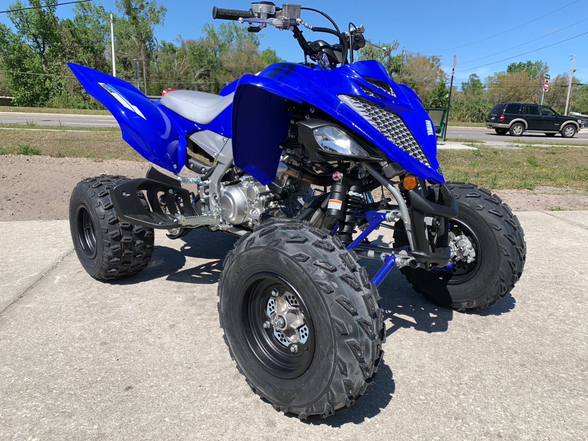 2020 Yamaha Raptor 700R in Orlando, Florida - Photo 5
