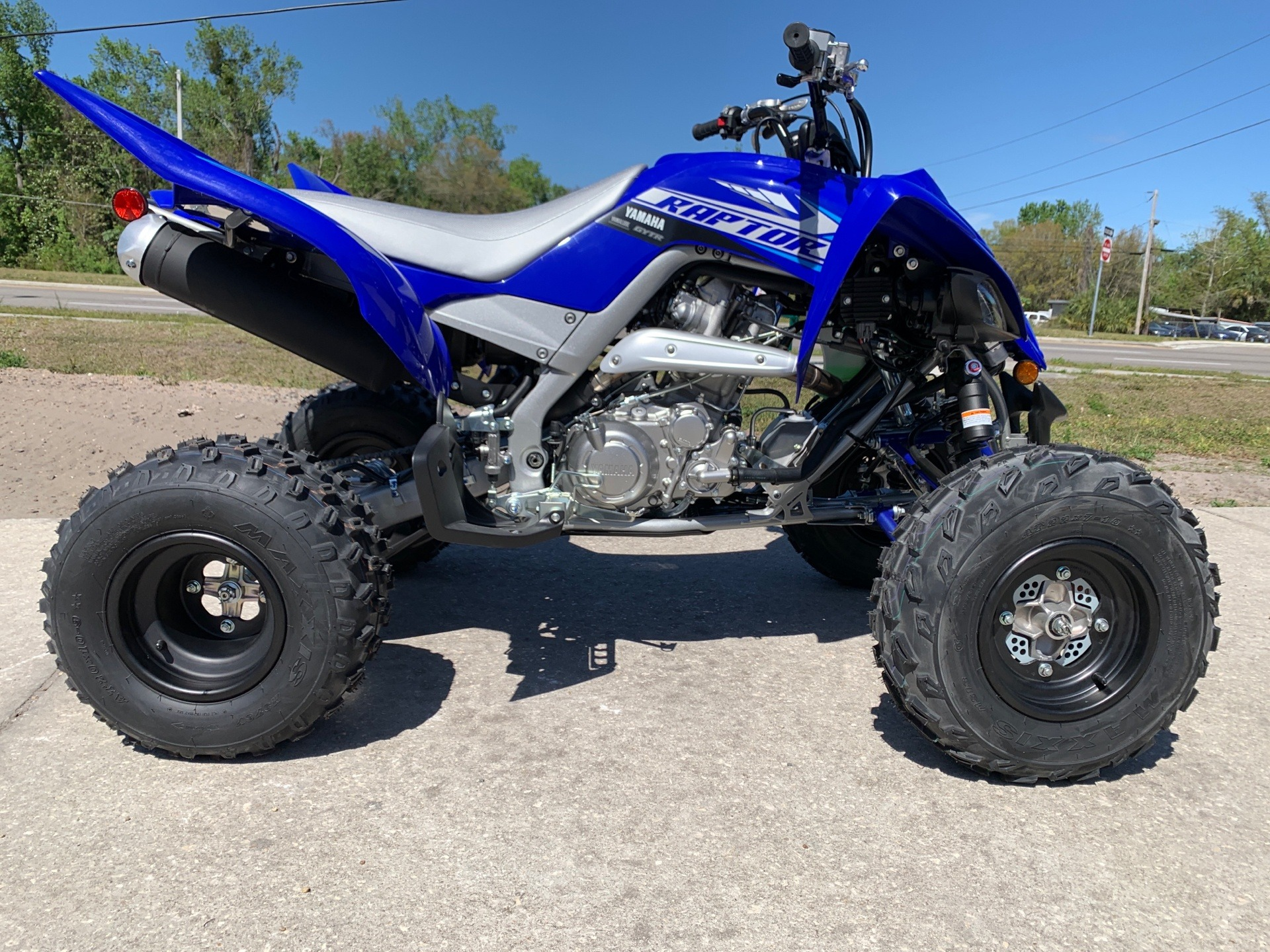 2020 Yamaha Raptor 700R in Orlando, Florida - Photo 6