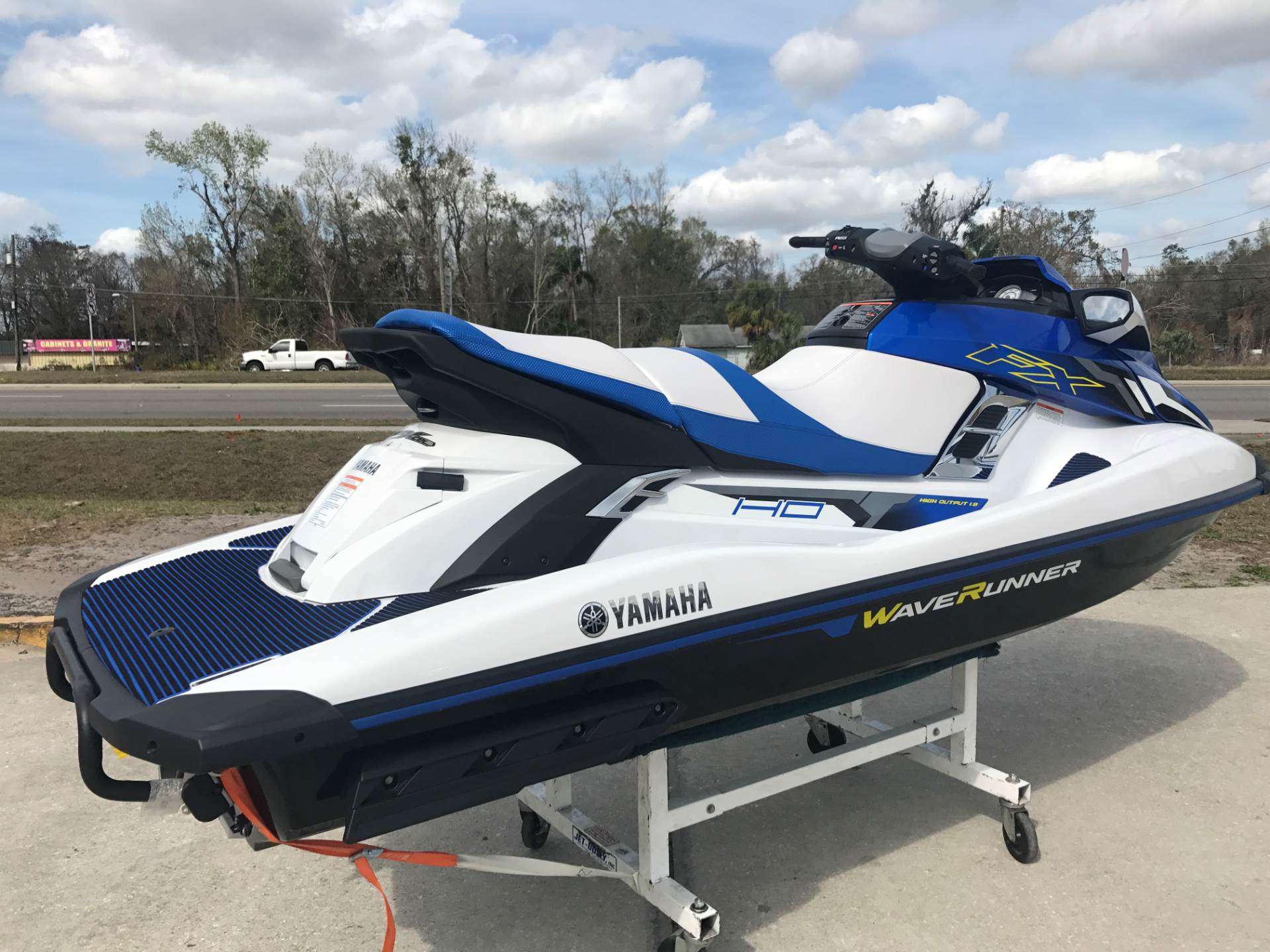 2018 Yamaha FX HO in Orlando, Florida - Photo 10