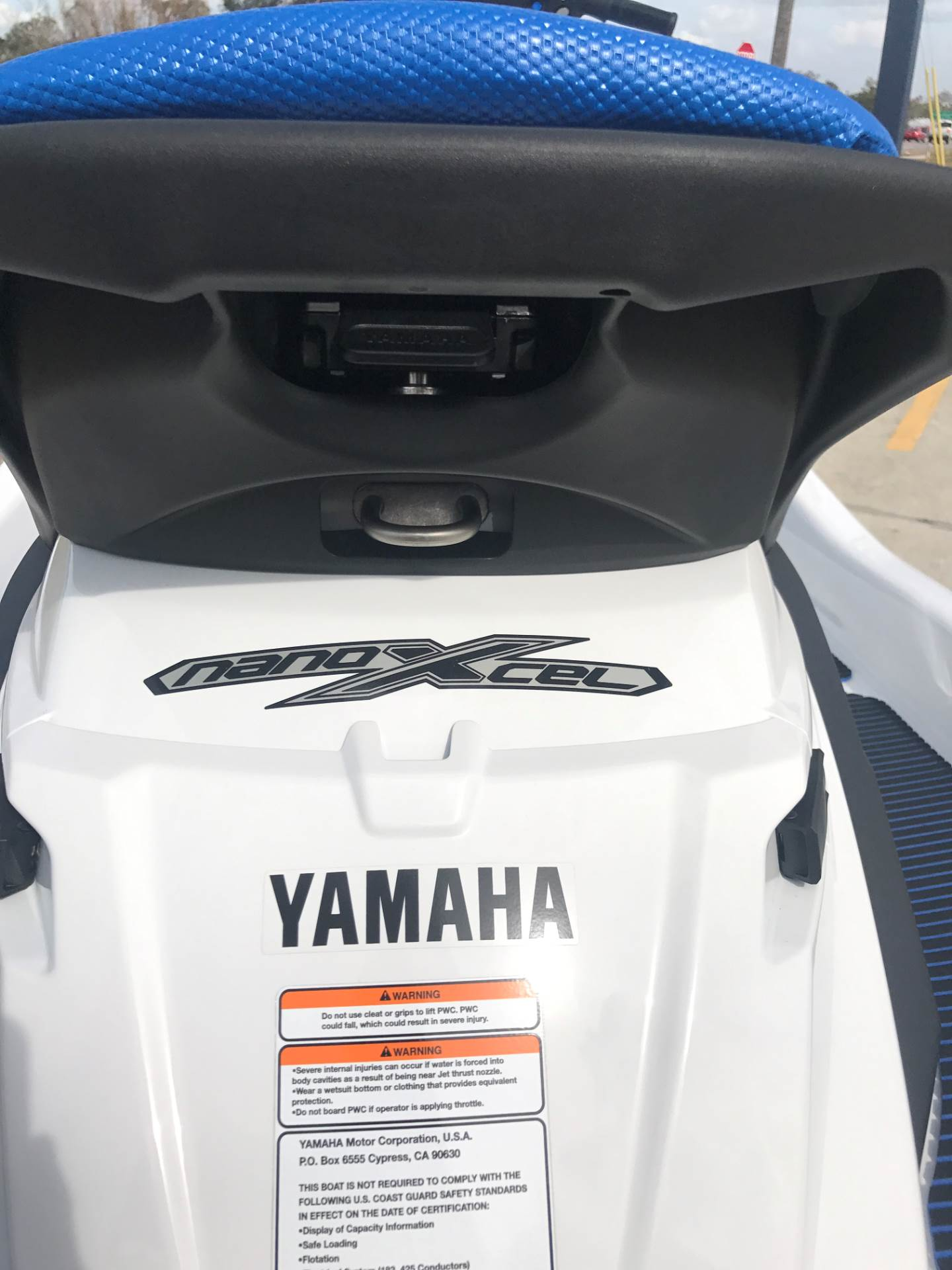 2018 Yamaha FX HO in Orlando, Florida - Photo 16