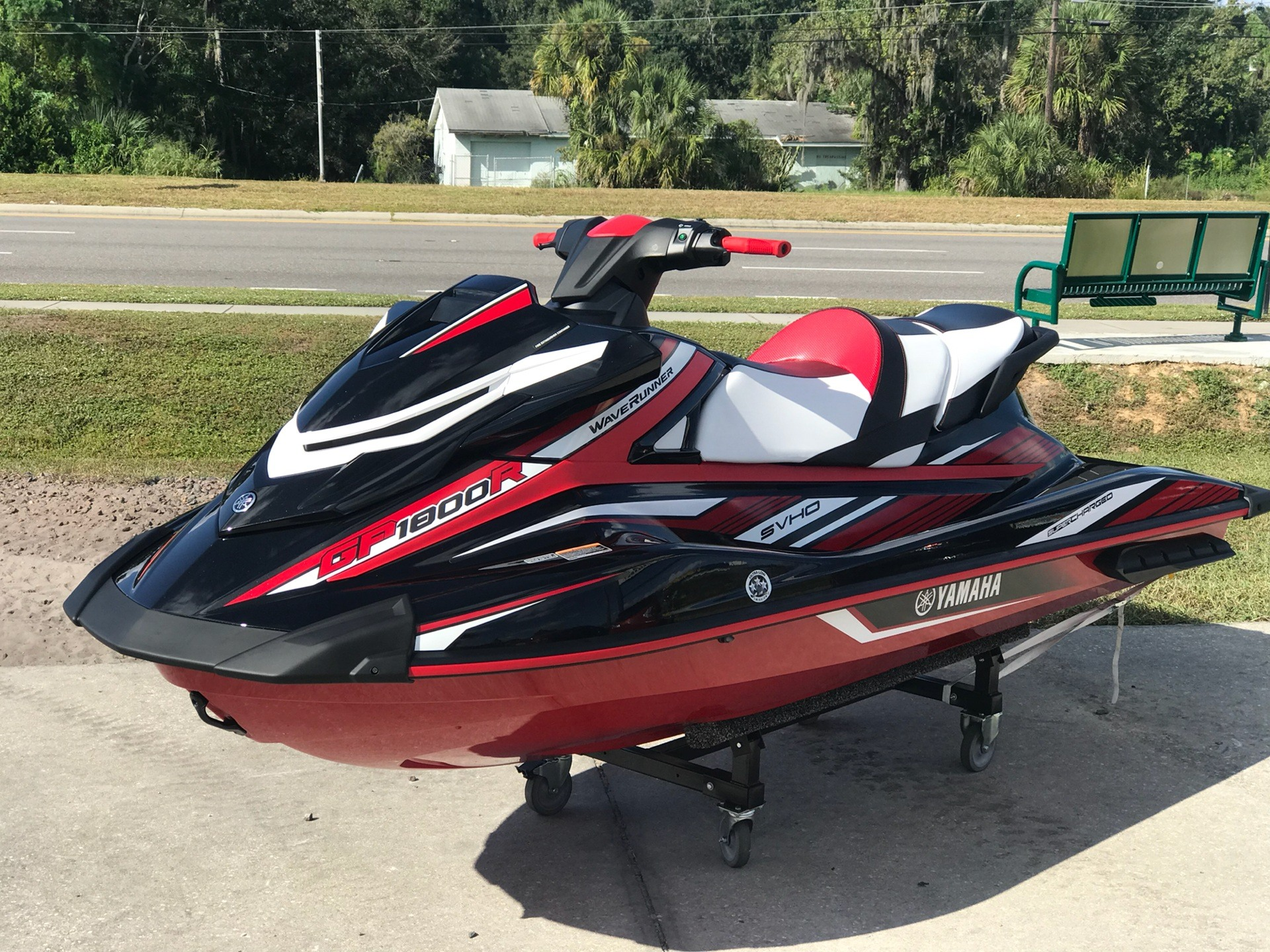 2019 Yamaha GP1800R in Orlando, Florida - Photo 1