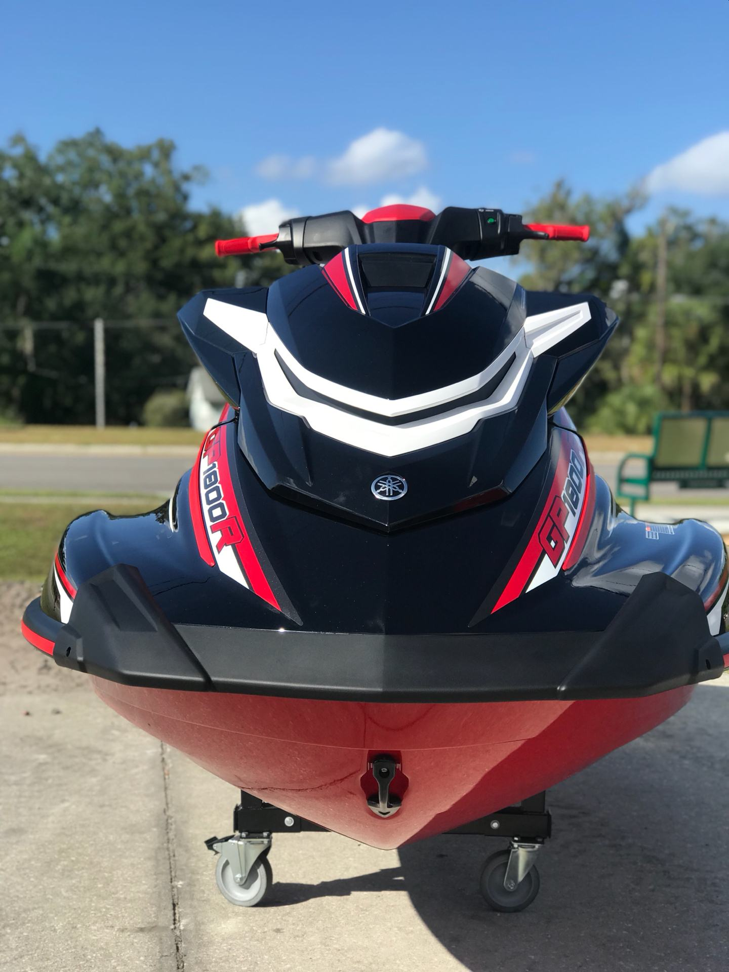2019 Yamaha GP1800R in Orlando, Florida - Photo 3