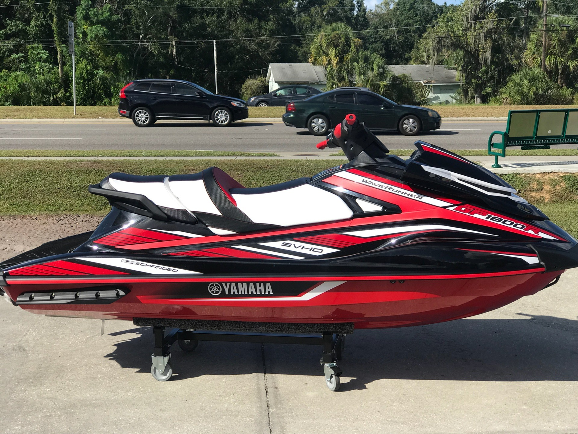 2019 Yamaha GP1800R in Orlando, Florida - Photo 11