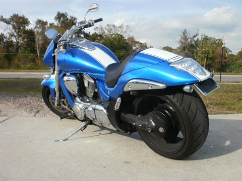 2012 Suzuki Boulevard M109R Limited Edition in Orlando, Florida