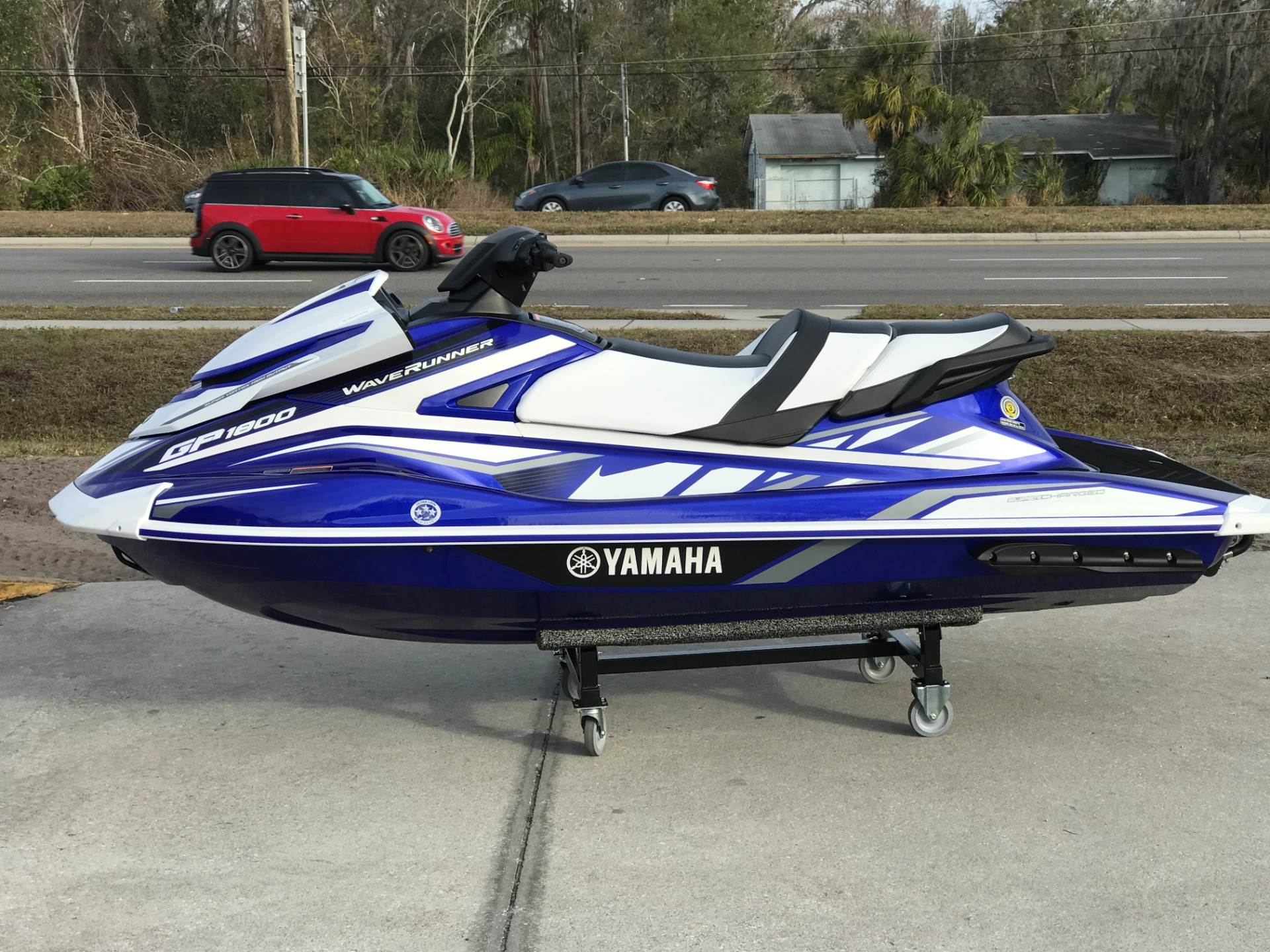 2018 Yamaha GP1800 in Orlando, Florida - Photo 1