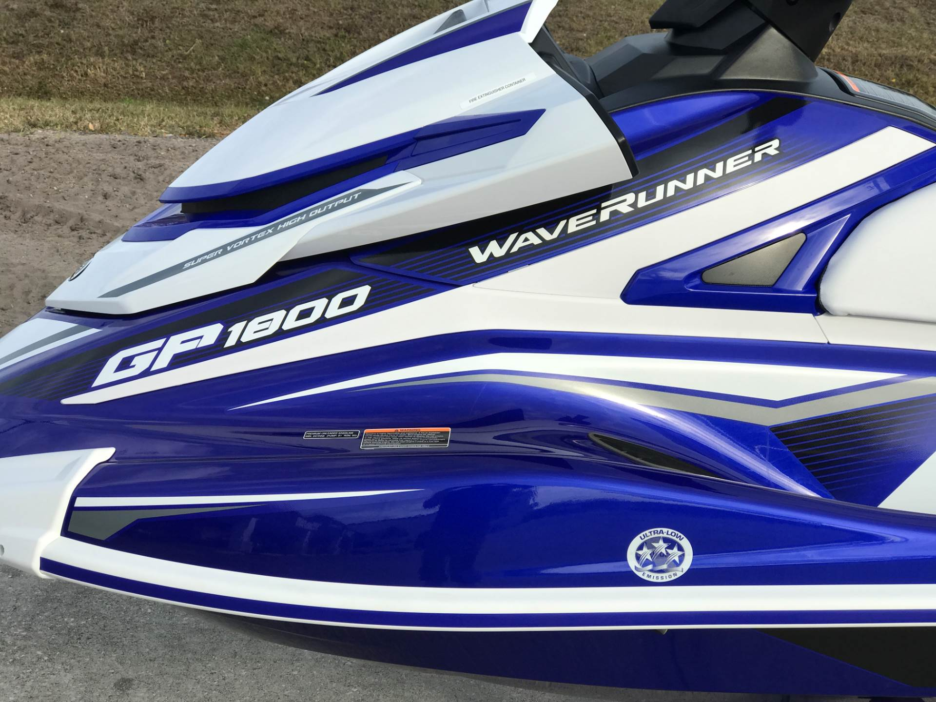 2018 Yamaha GP1800 in Orlando, Florida - Photo 2