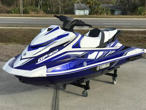 2018 Yamaha GP1800 in Orlando, Florida - Photo 6