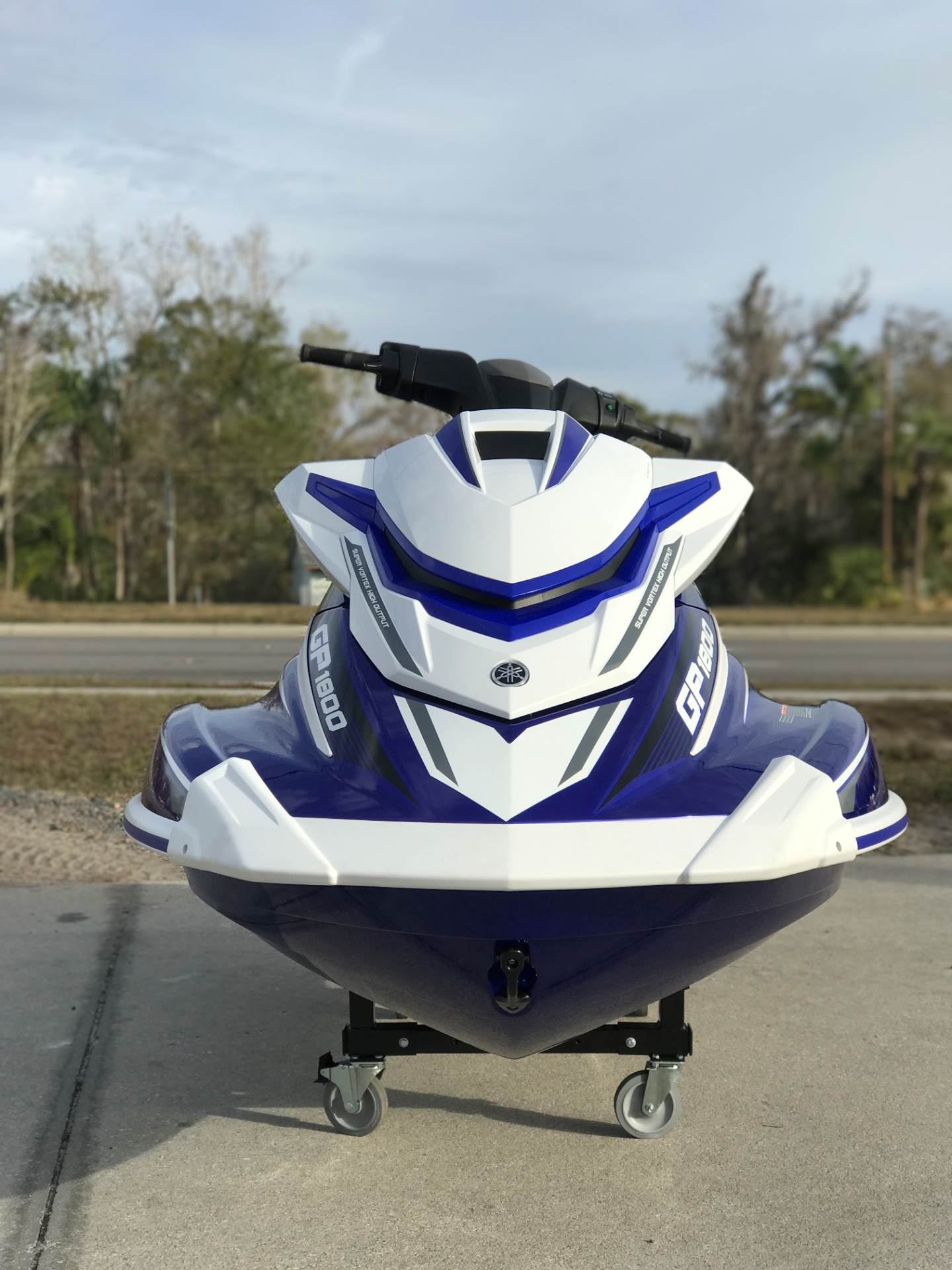 2018 Yamaha GP1800 in Orlando, Florida - Photo 8