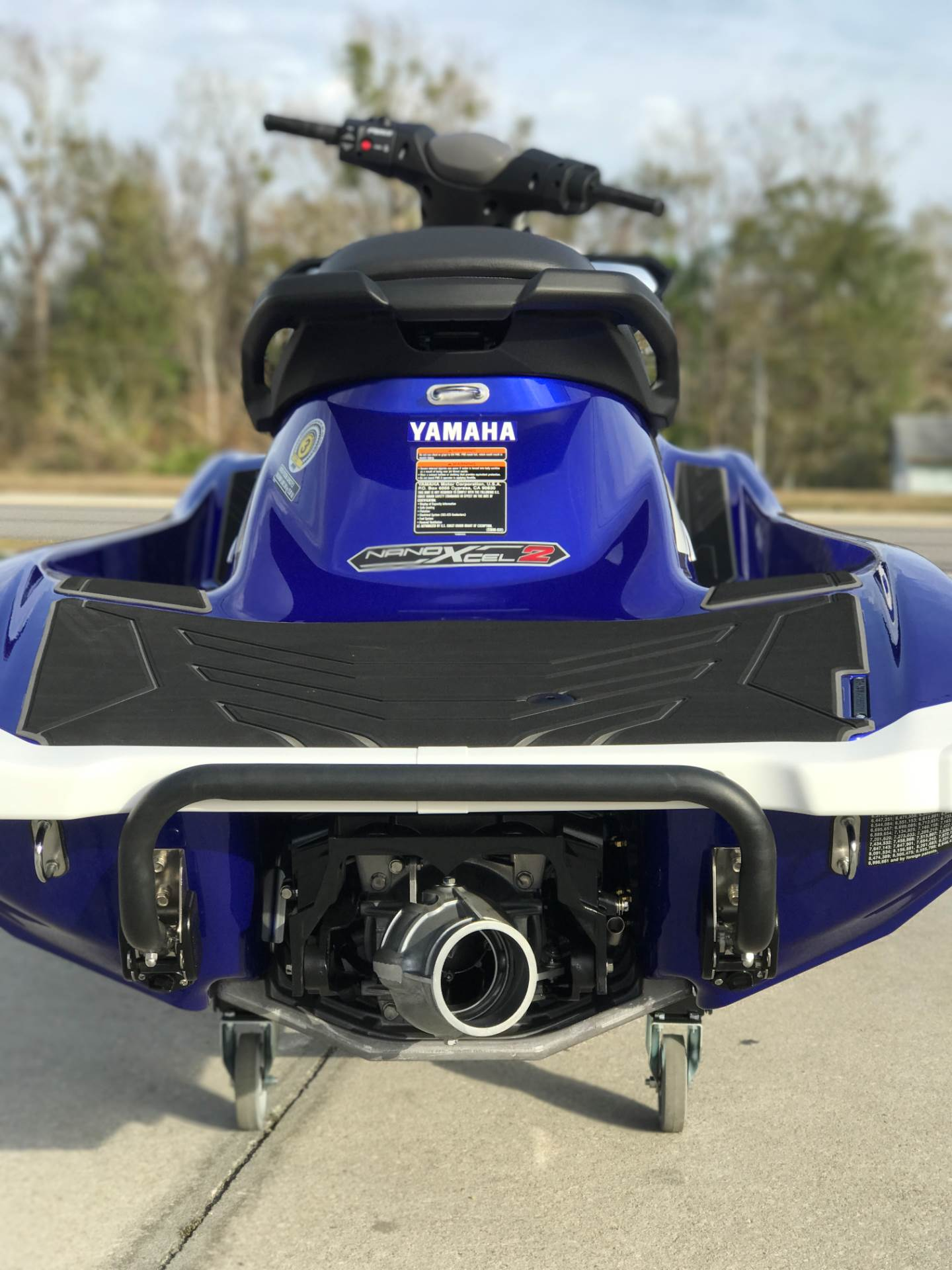 2018 Yamaha GP1800 in Orlando, Florida - Photo 16