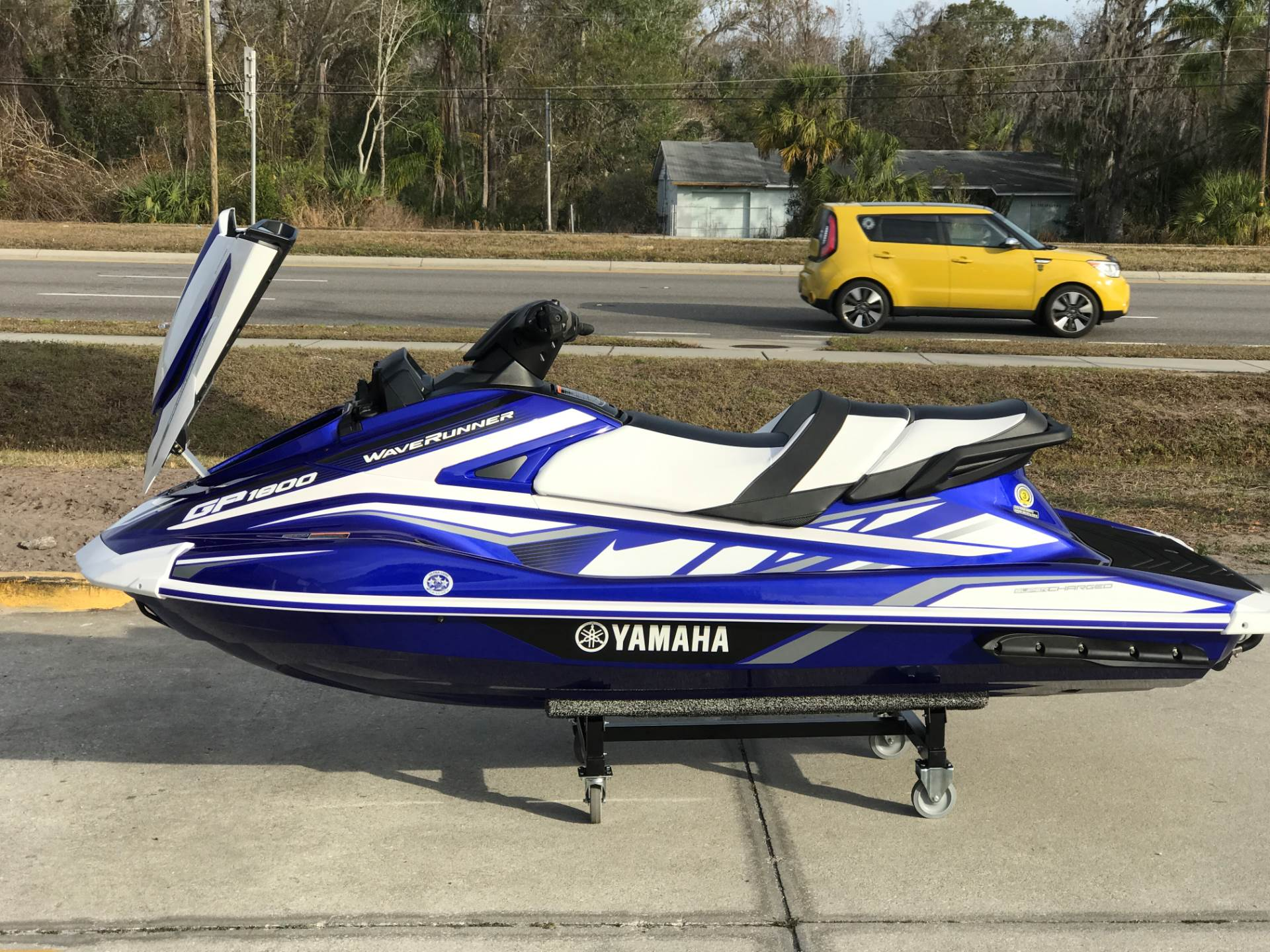 2018 Yamaha GP1800 in Orlando, Florida - Photo 28