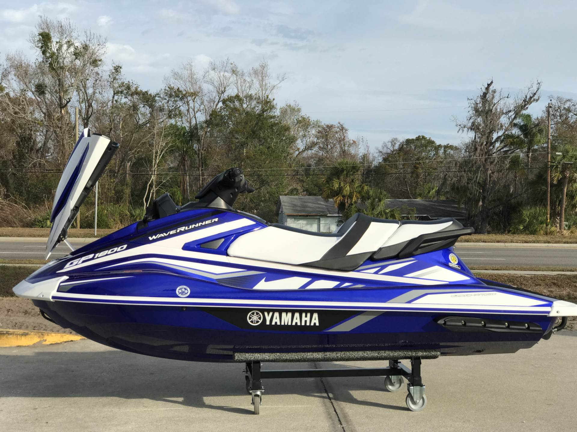 2018 Yamaha GP1800 in Orlando, Florida - Photo 29