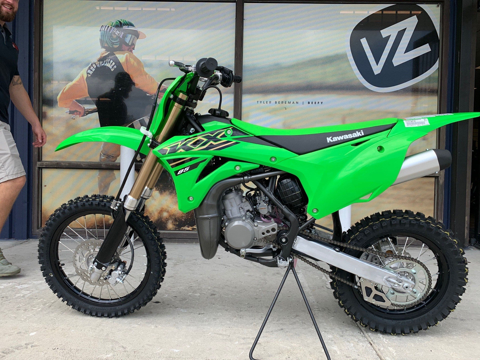 2021 Kawasaki KX 85 in Orlando, Florida - Photo 9