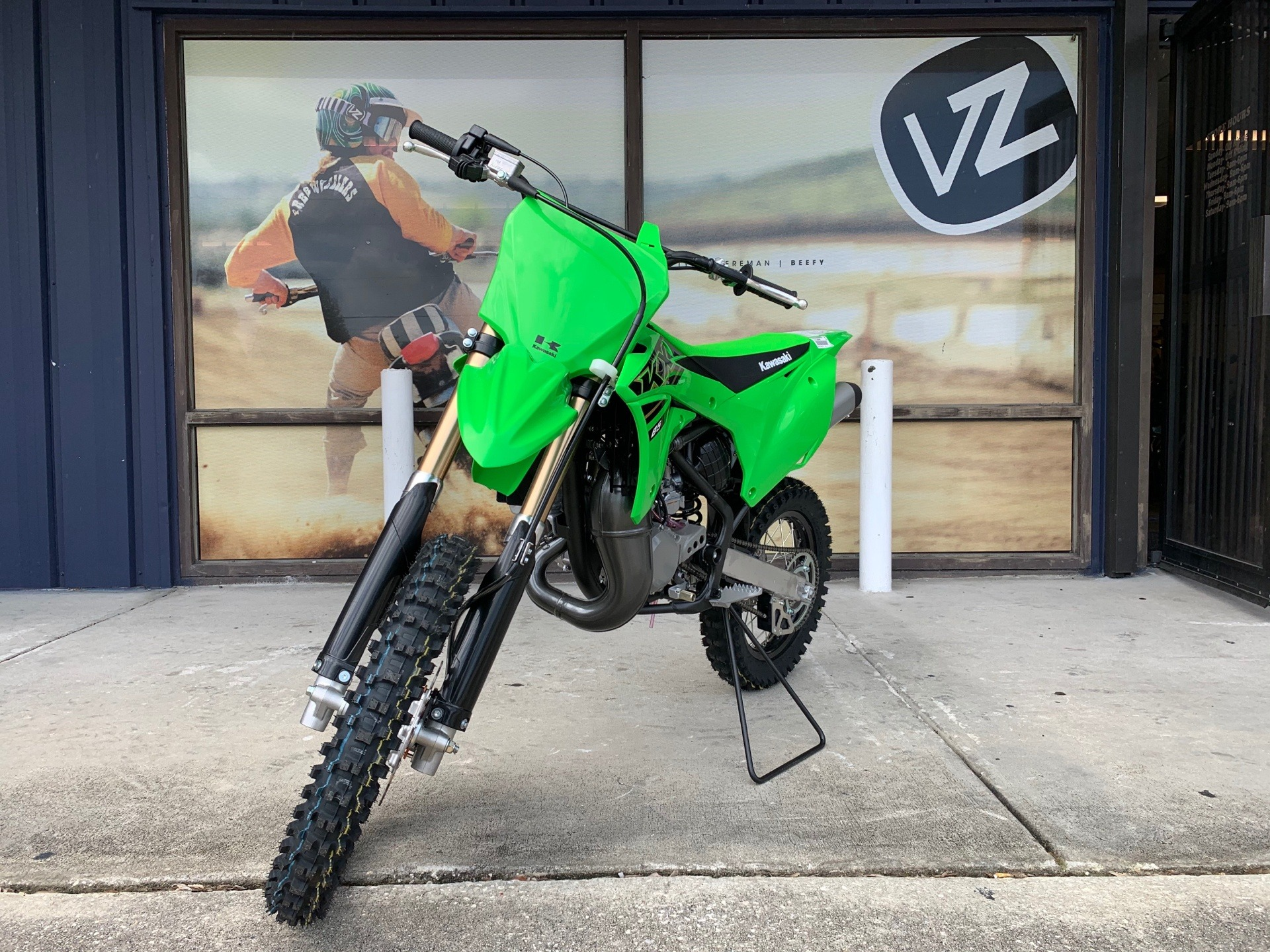 2021 Kawasaki KX 85 in Orlando, Florida - Photo 10