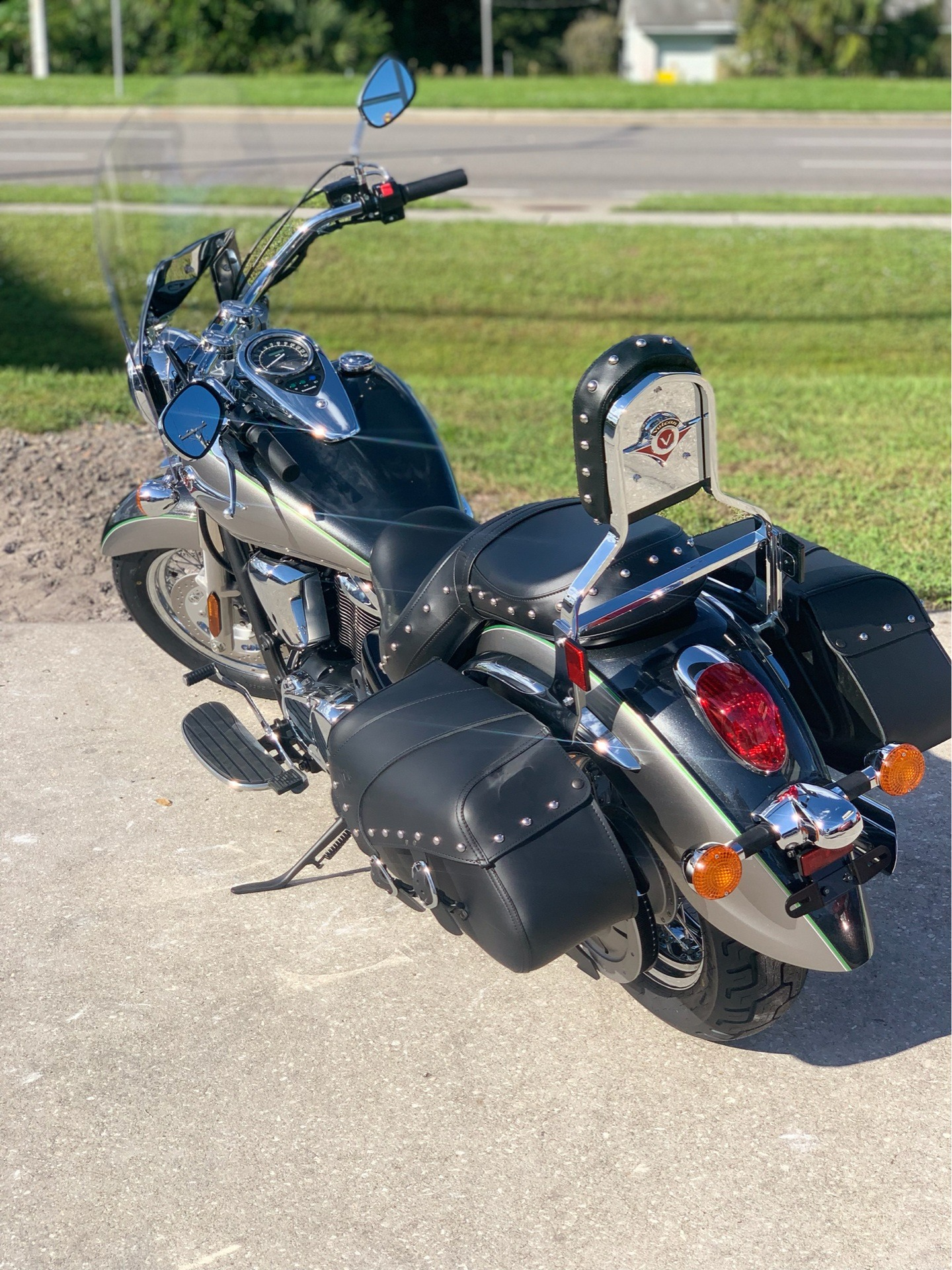 2020 Kawasaki Vulcan 900 Classic LT in Orlando, Florida - Photo 7