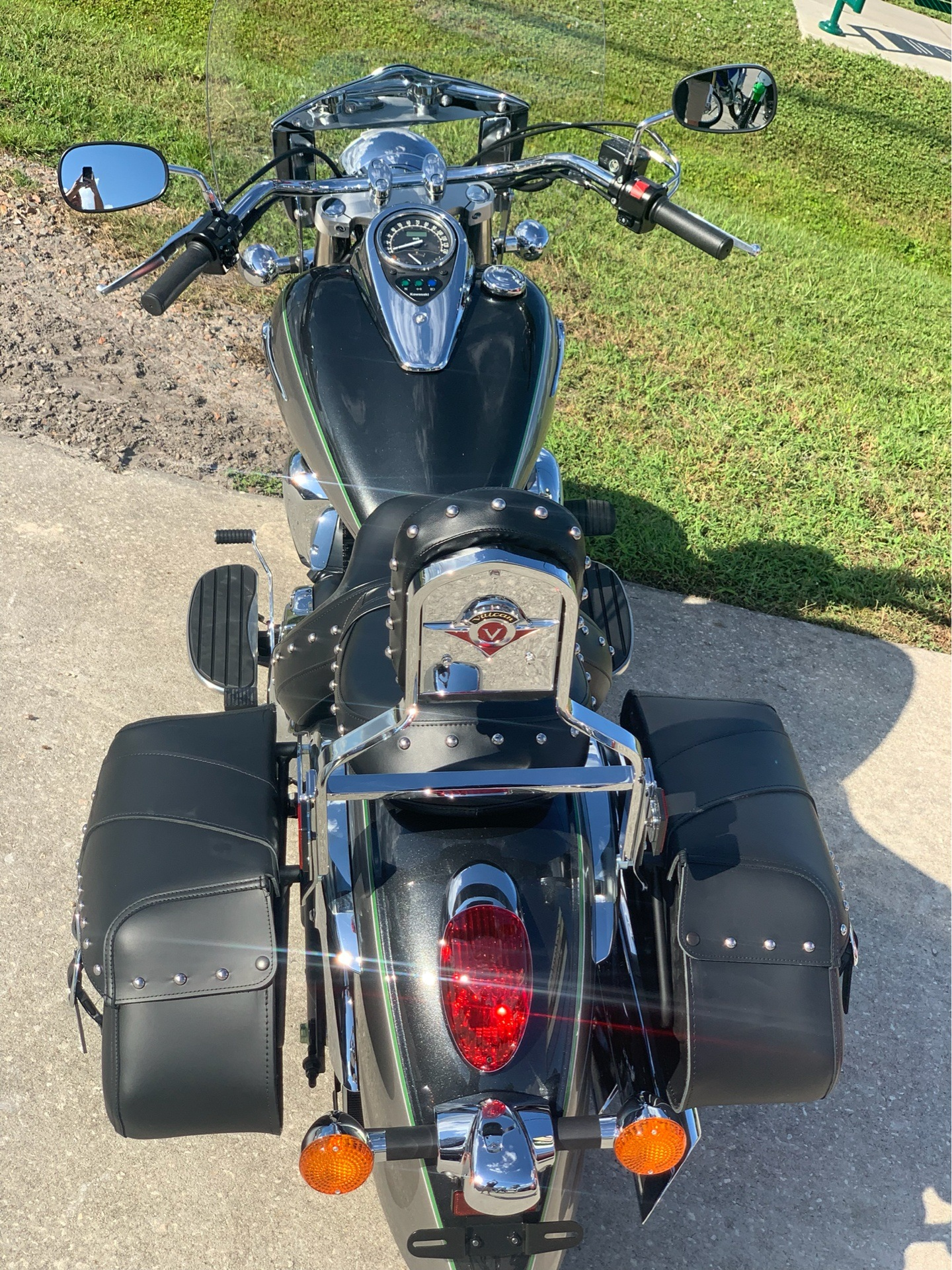 2020 Kawasaki Vulcan 900 Classic LT in Orlando, Florida - Photo 10
