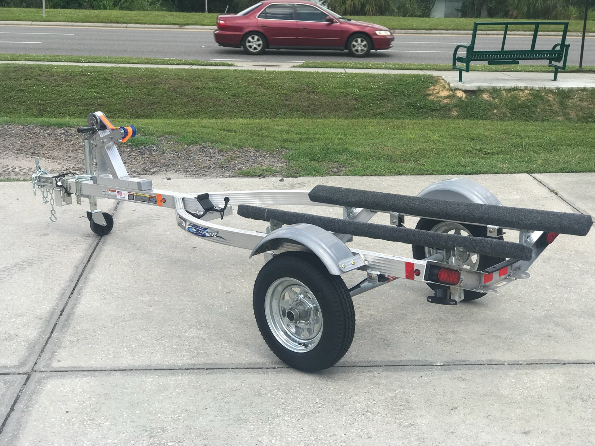 2018 Triton Trailers WV1500 in Orlando, Florida - Photo 12