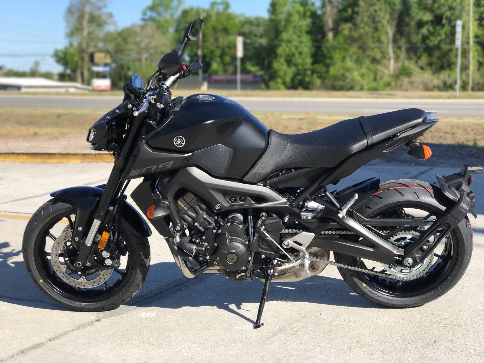 2018 Yamaha MT-09 in Orlando, Florida - Photo 1