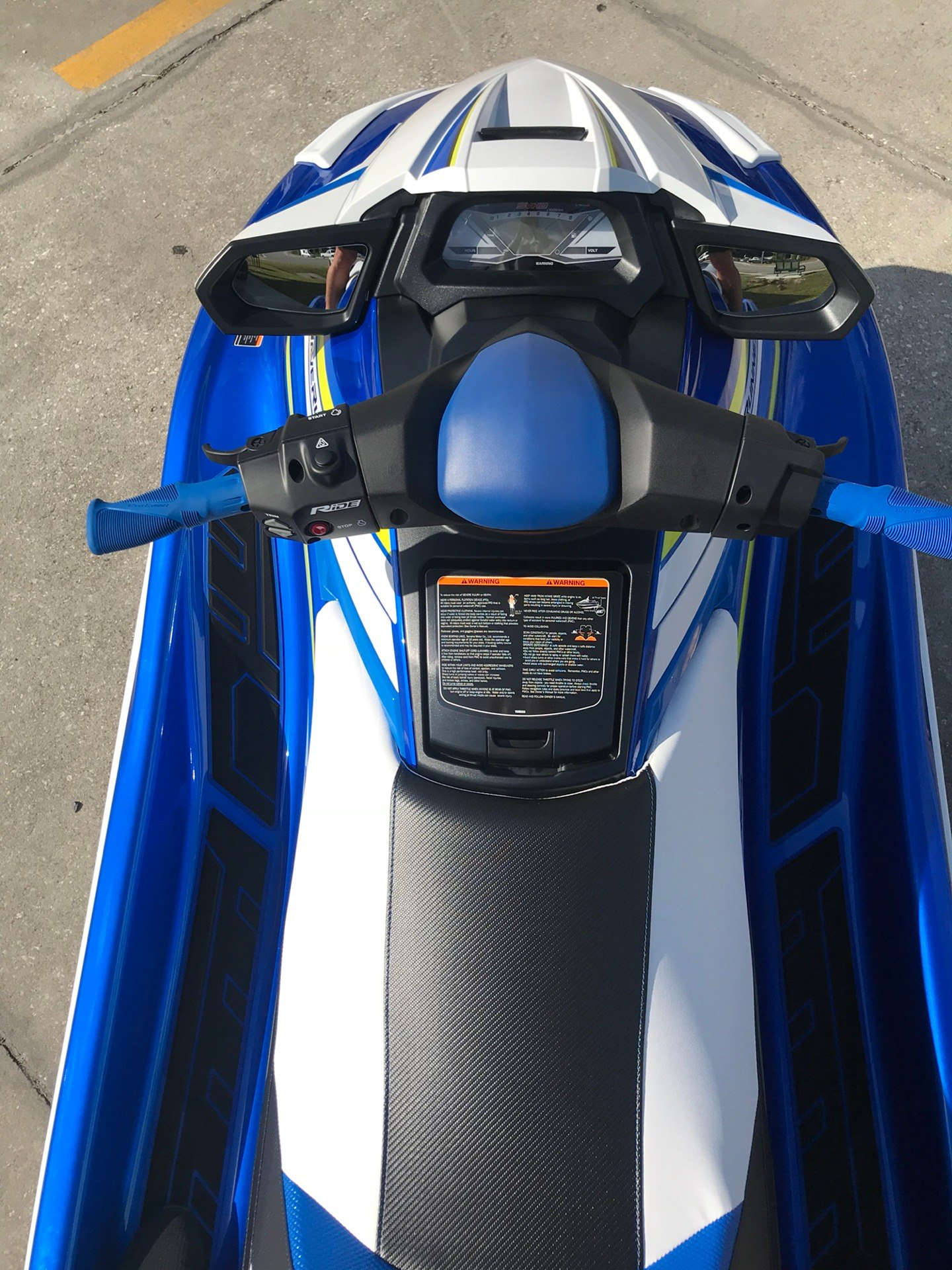 2019 Yamaha GP1800R in Orlando, Florida
