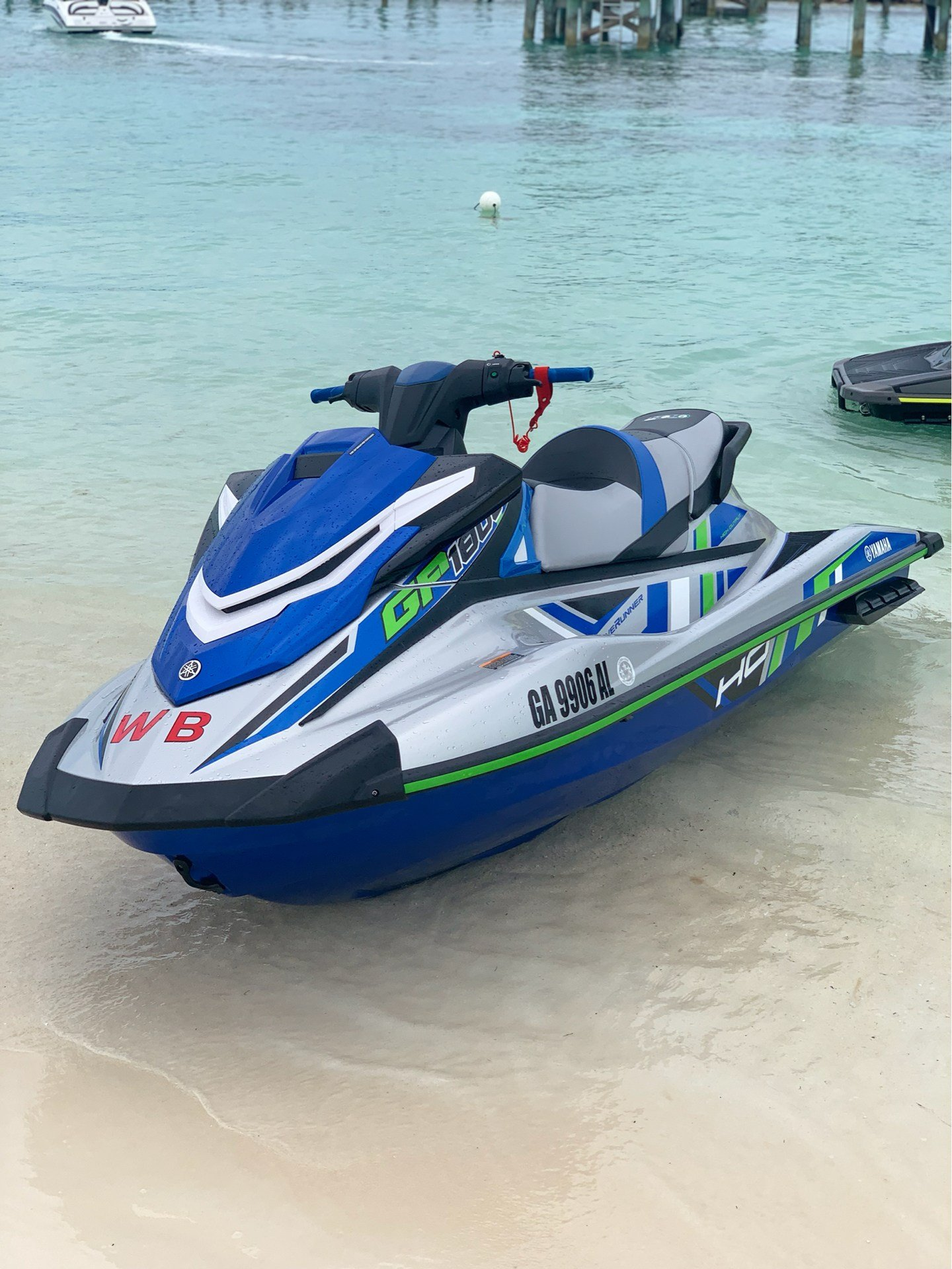 2020 Yamaha GP1800R HO in Orlando, Florida - Photo 1