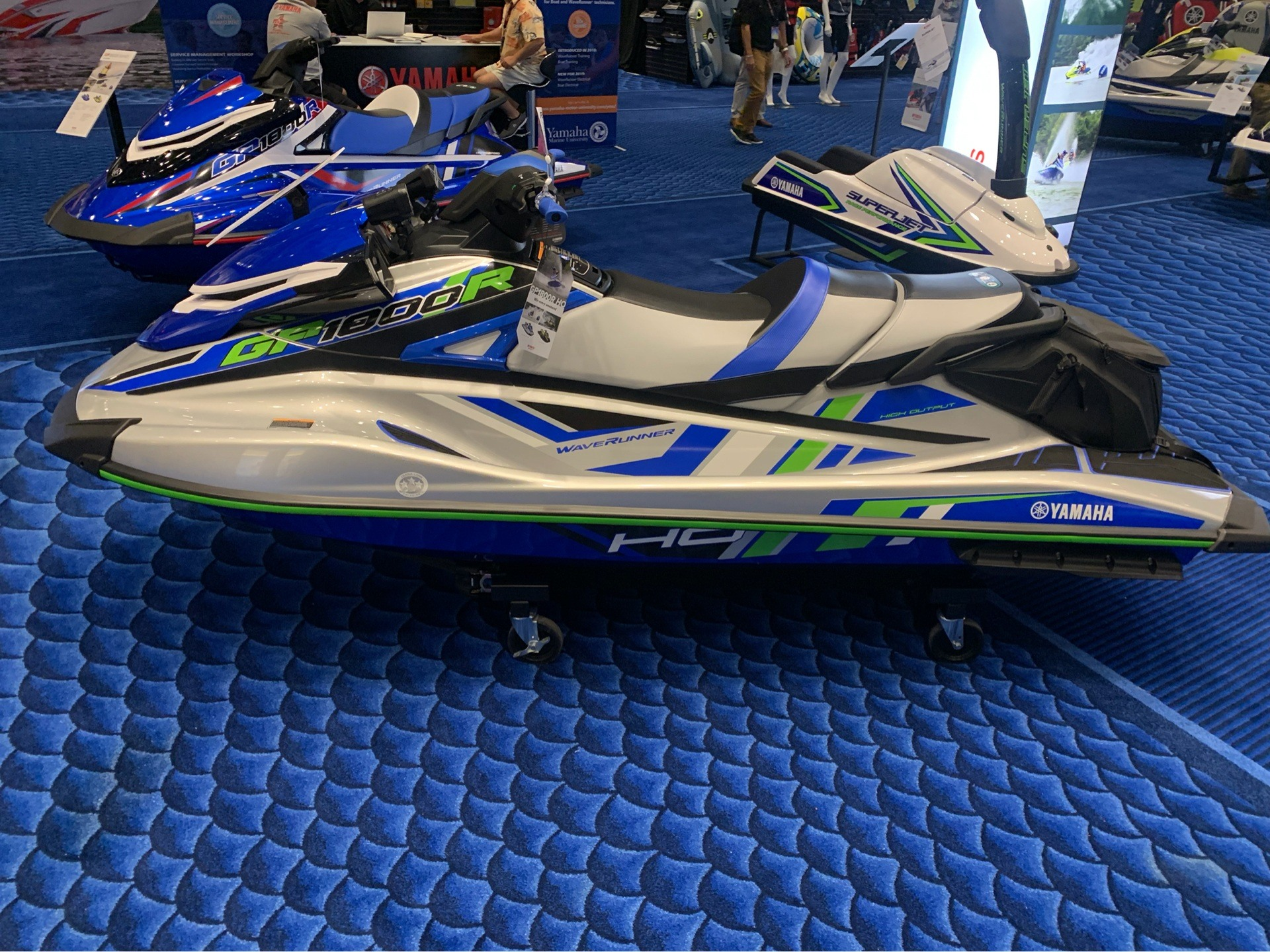 2020 Yamaha GP1800R HO in Orlando, Florida - Photo 2