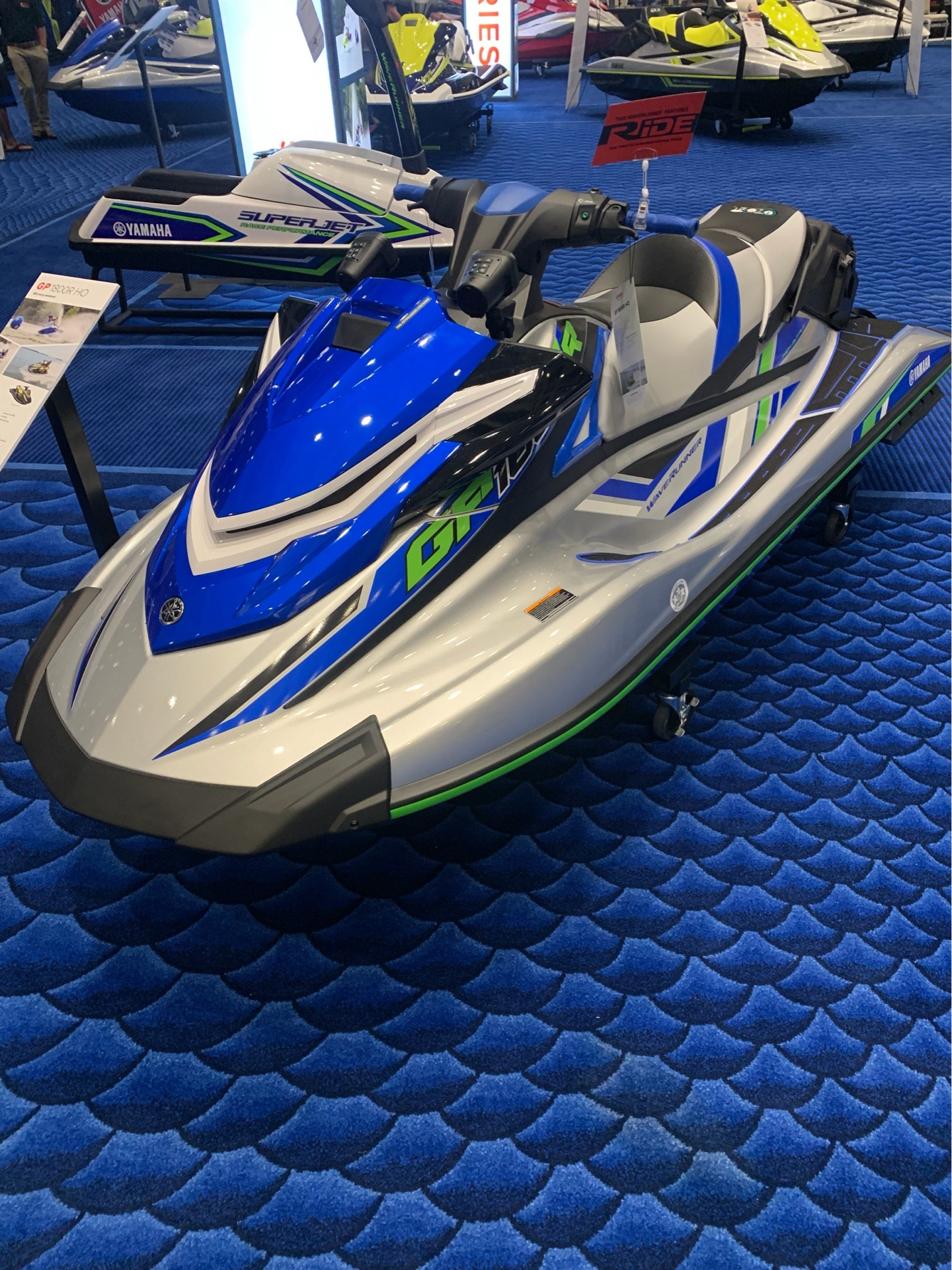 2020 Yamaha GP1800R HO in Orlando, Florida - Photo 3
