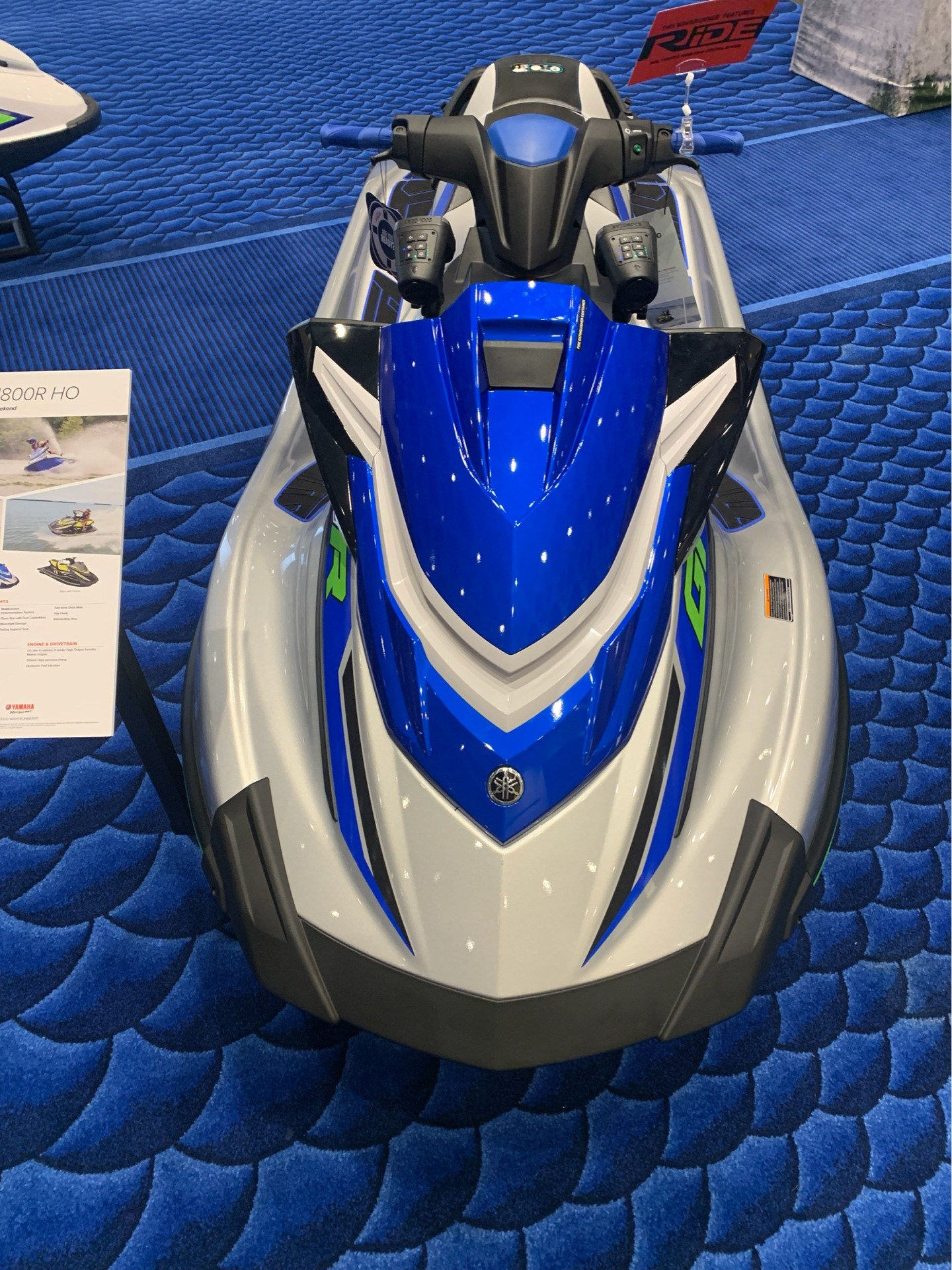 2020 Yamaha GP1800R HO in Orlando, Florida - Photo 4