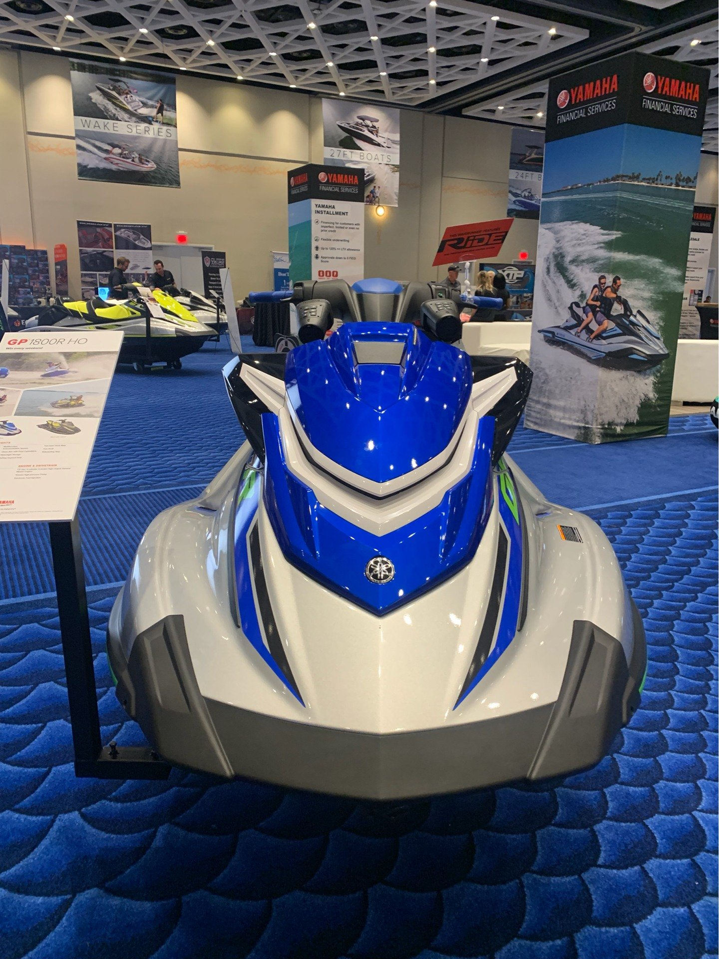 2020 Yamaha GP1800R HO in Orlando, Florida - Photo 5