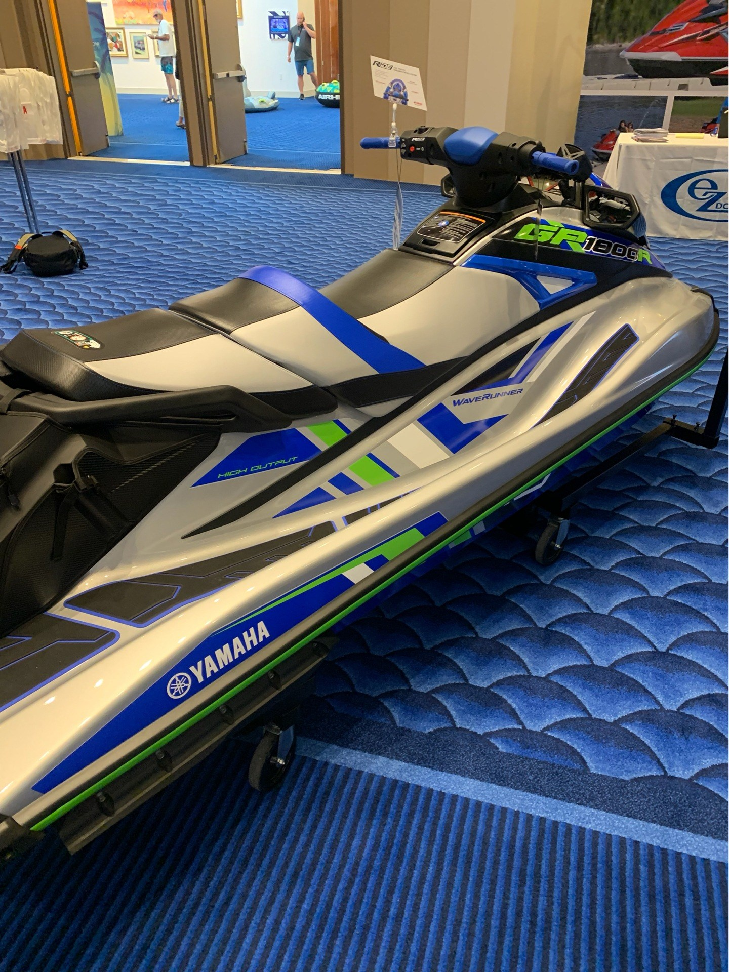 2020 Yamaha GP1800R HO in Orlando, Florida - Photo 8