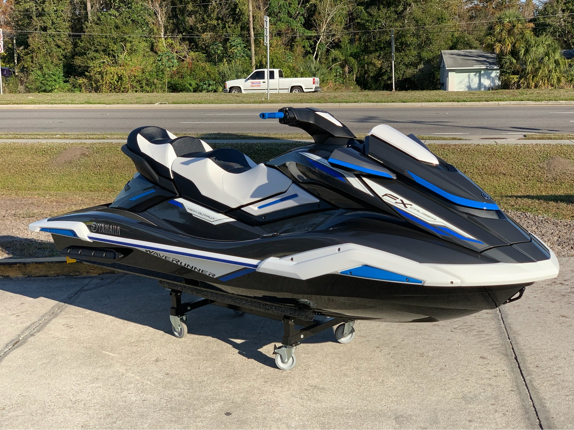 2019 Yamaha FX Cruiser HO in Orlando, Florida - Photo 1