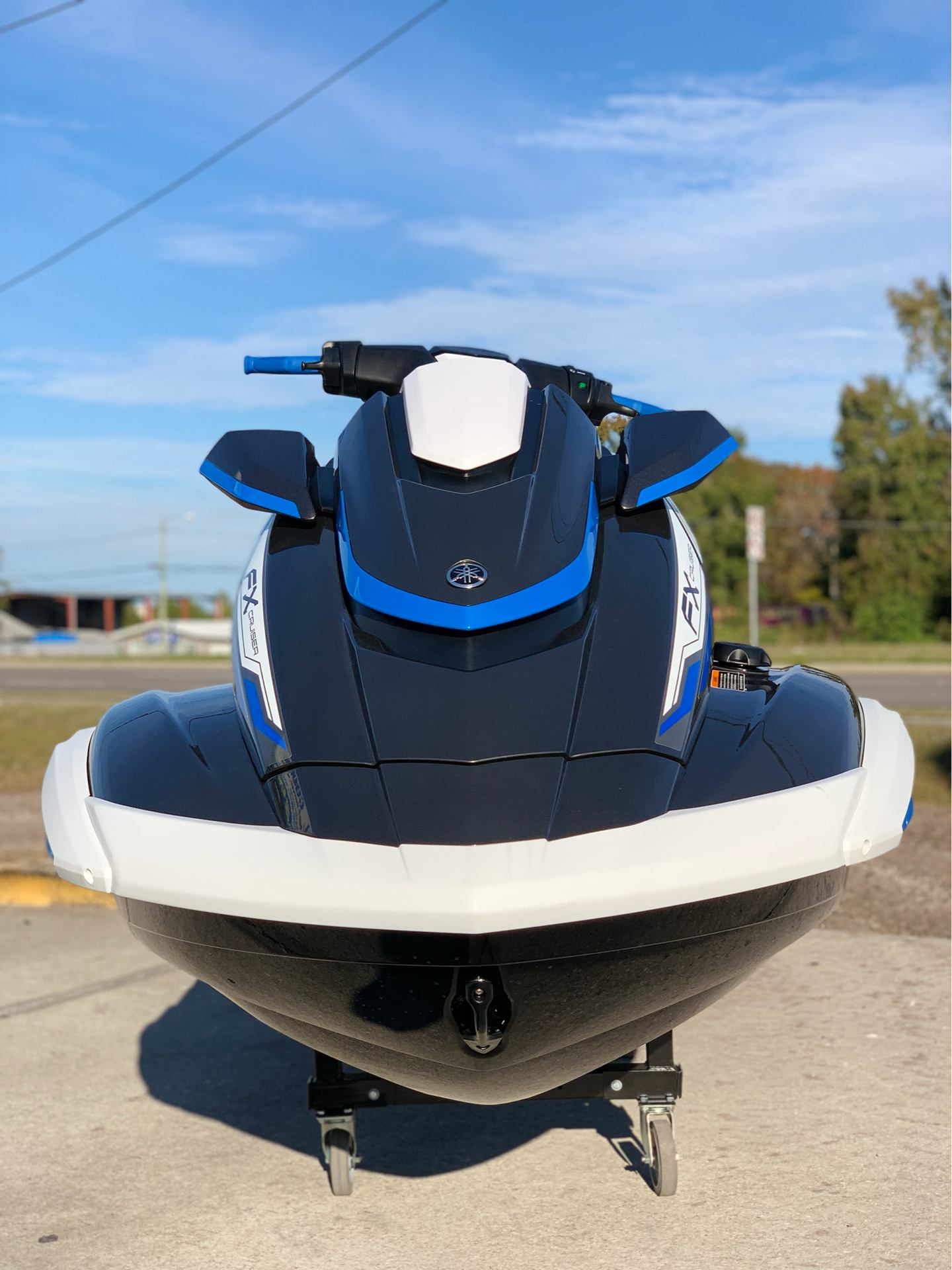 2019 Yamaha FX Cruiser HO in Orlando, Florida - Photo 2