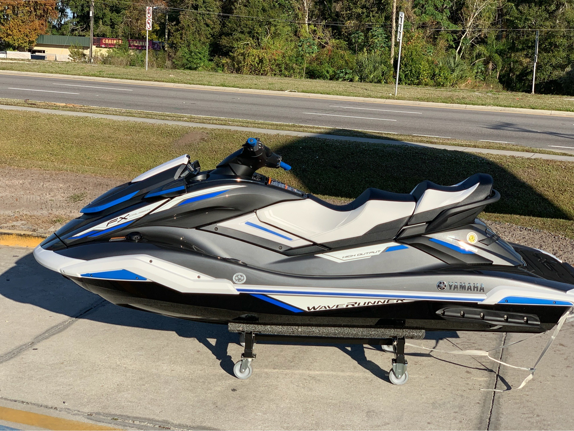 2019 Yamaha FX Cruiser HO in Orlando, Florida - Photo 14
