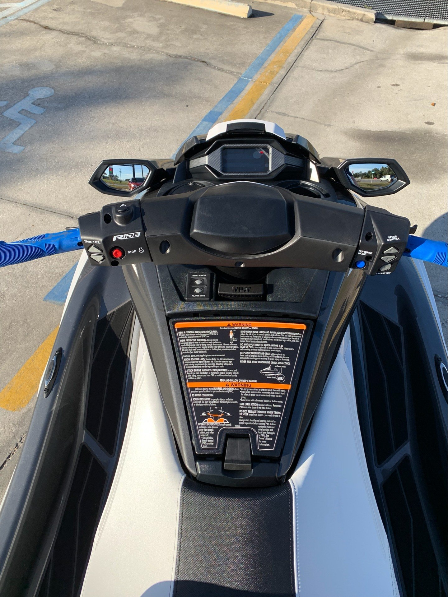 2019 Yamaha FX Cruiser HO in Orlando, Florida - Photo 7