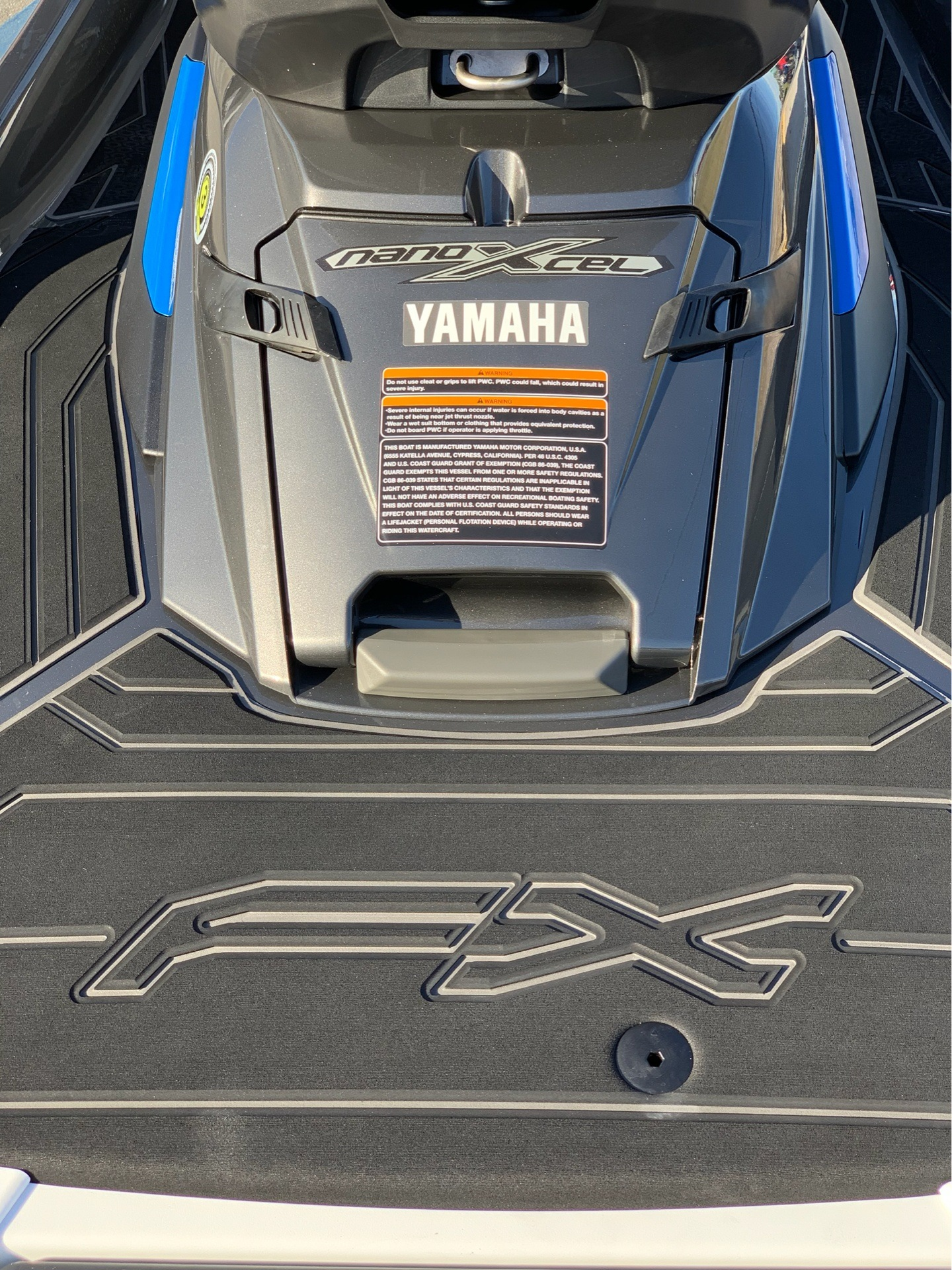 2019 Yamaha FX Cruiser HO in Orlando, Florida - Photo 25