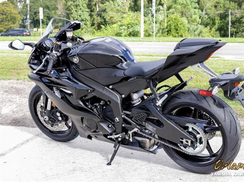 2020 Yamaha YZF-R6 in Orlando, Florida - Photo 2
