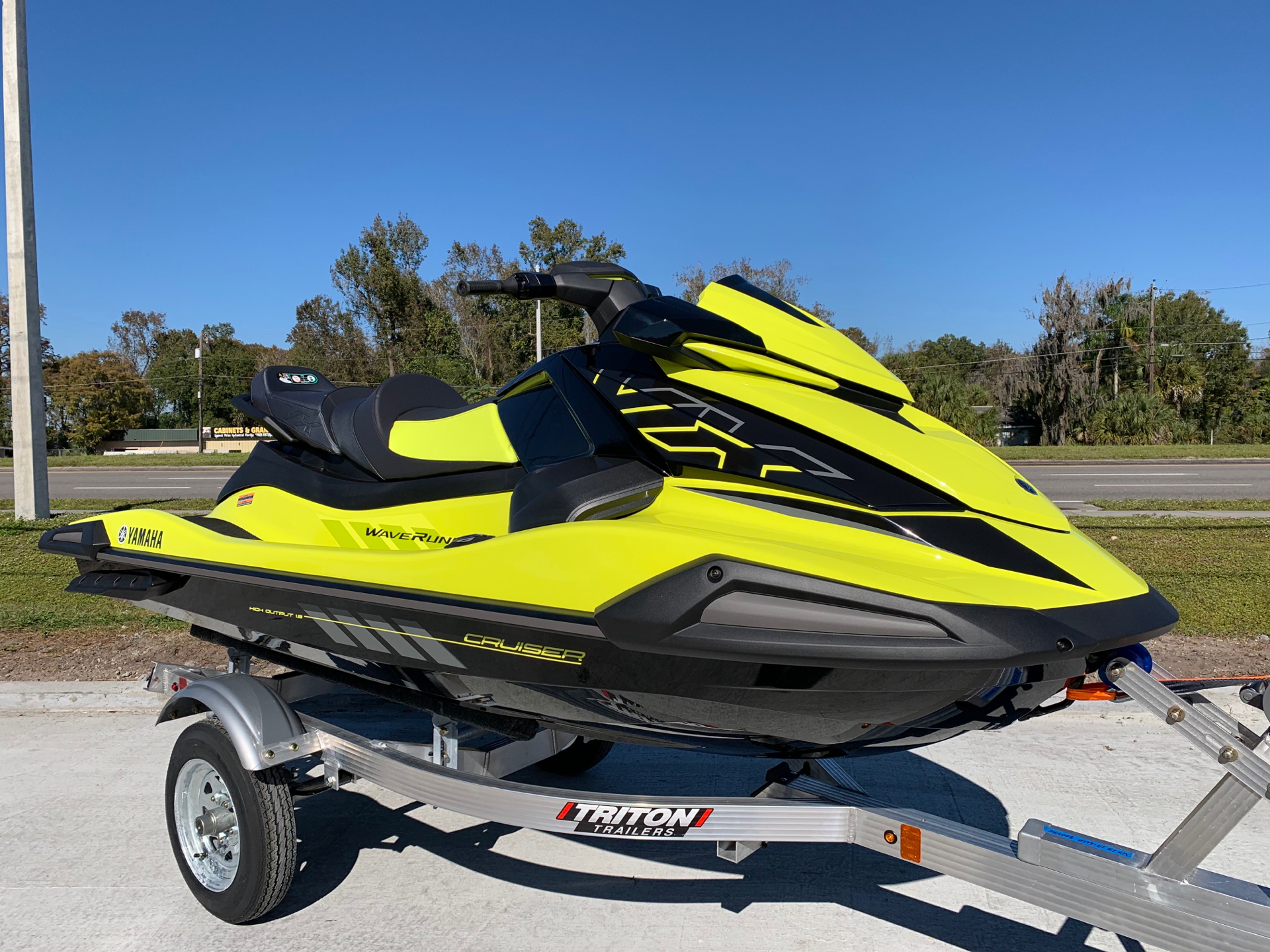 2021 Yamaha VX Cruiser HO with Audio in Orlando, Florida - Photo 1