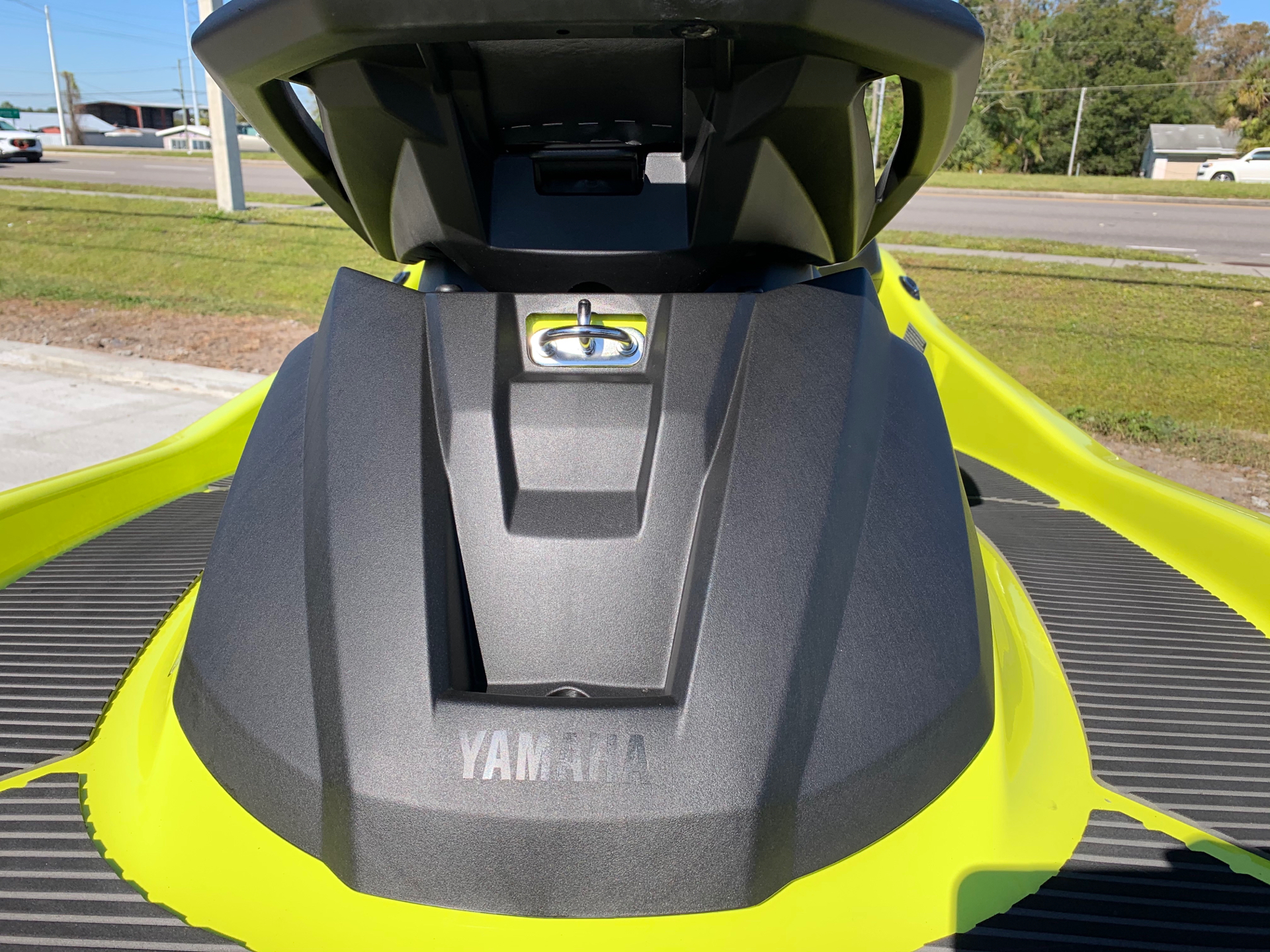 2021 Yamaha VX Cruiser HO with Audio in Orlando, Florida - Photo 11
