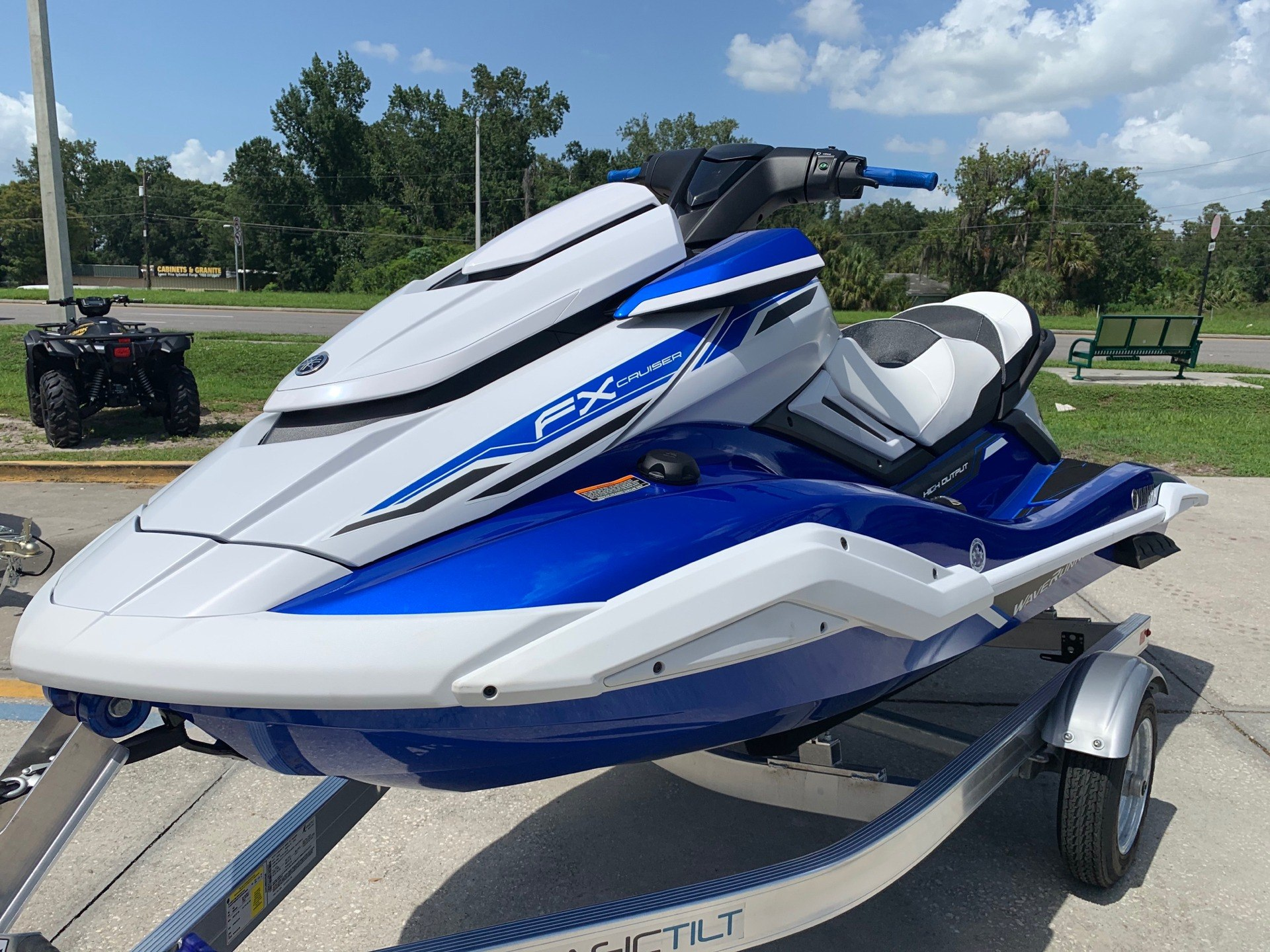 2021 Yamaha FX Cruiser HO in Orlando, Florida - Photo 6
