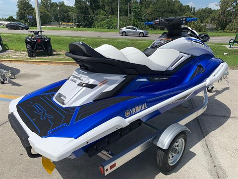 2021 Yamaha FX Cruiser HO in Orlando, Florida - Photo 16
