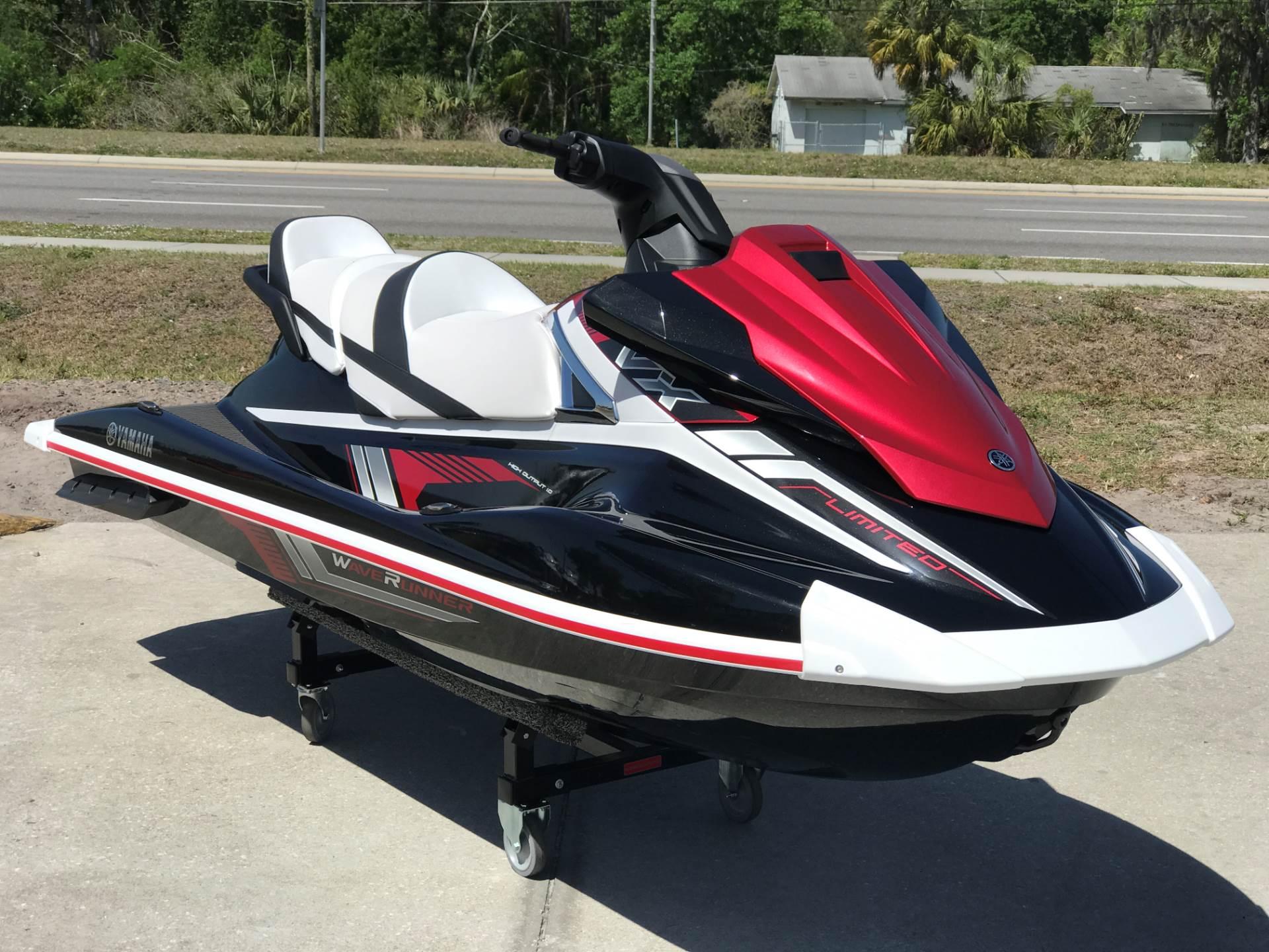 2018 Yamaha VX Limited Watercraft Orlando Florida N A