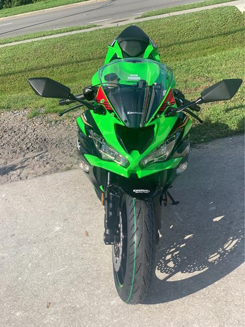 2020 Kawasaki Ninja ZX-6R ABS KRT Edition in Orlando, Florida - Photo 2