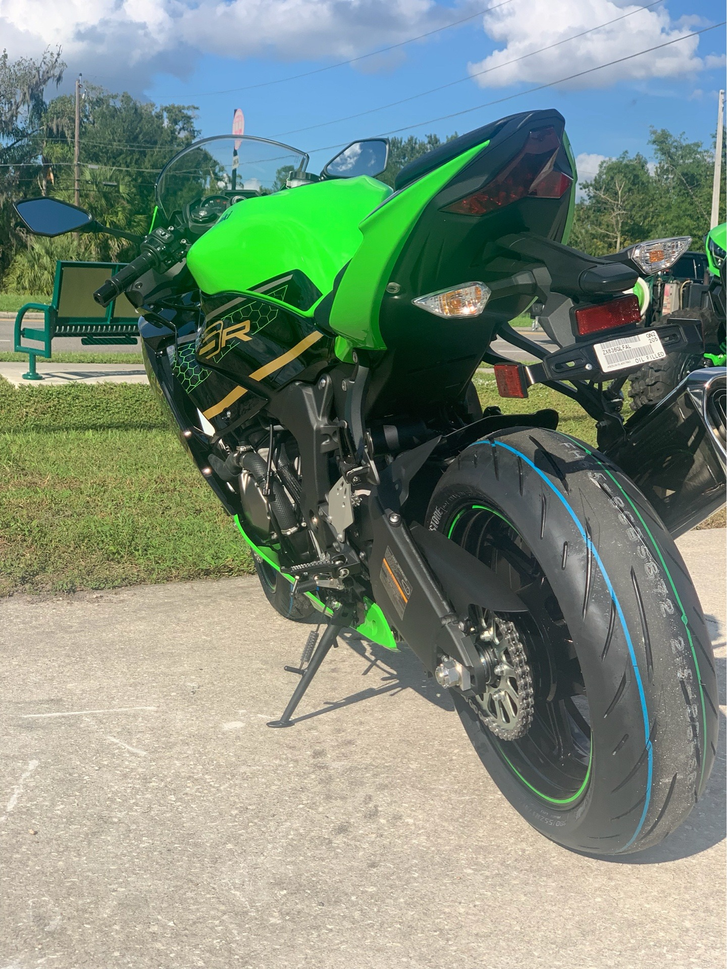 2020 Kawasaki Ninja ZX-6R ABS KRT Edition in Orlando, Florida - Photo 5