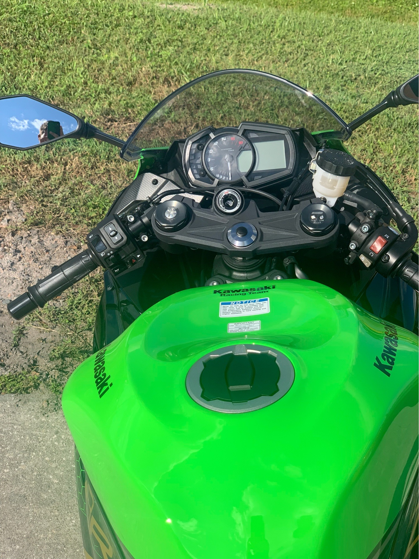 2020 Kawasaki Ninja ZX-6R ABS KRT Edition in Orlando, Florida - Photo 8