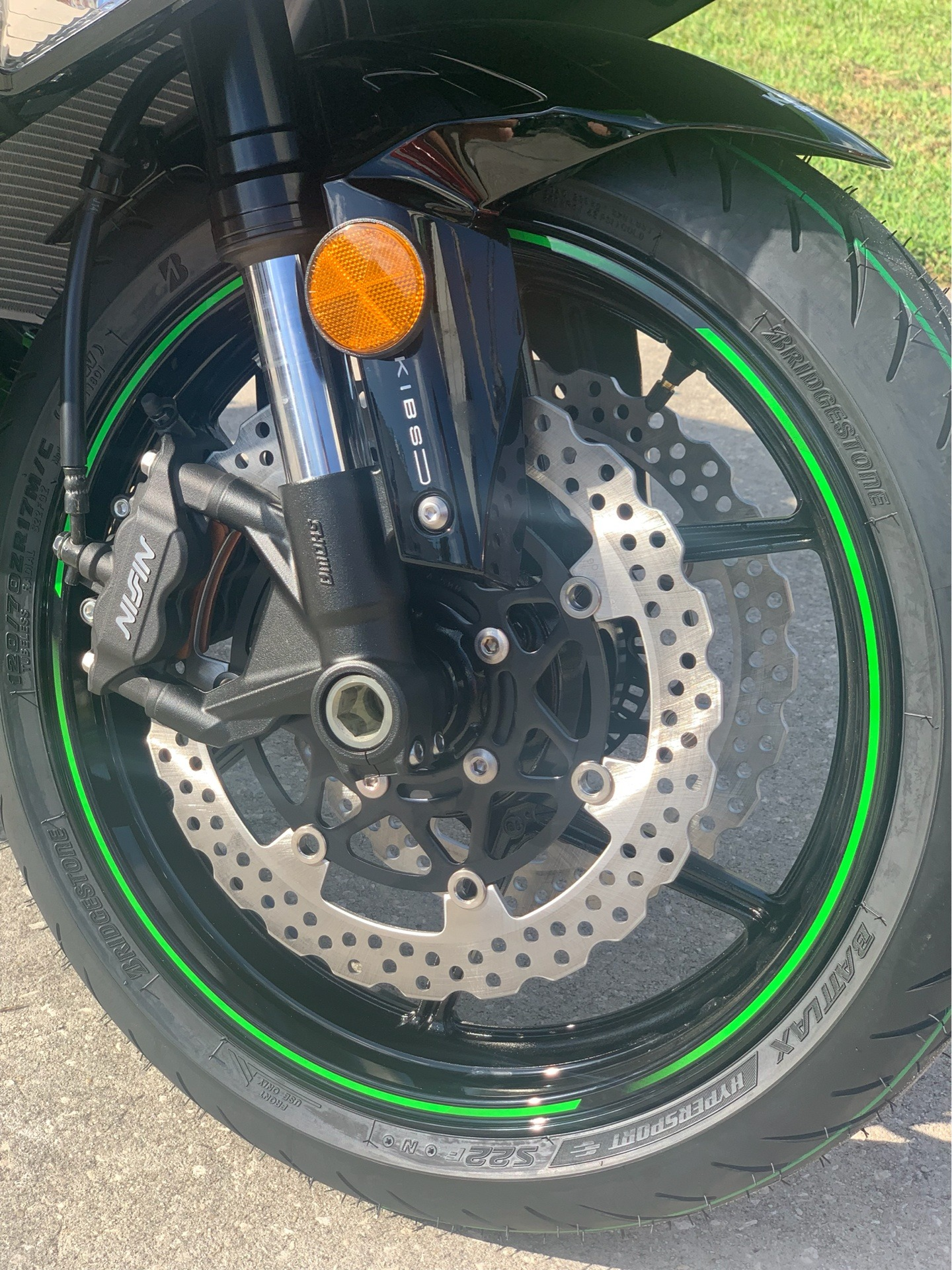 2020 Kawasaki Ninja ZX-6R ABS KRT Edition in Orlando, Florida - Photo 10