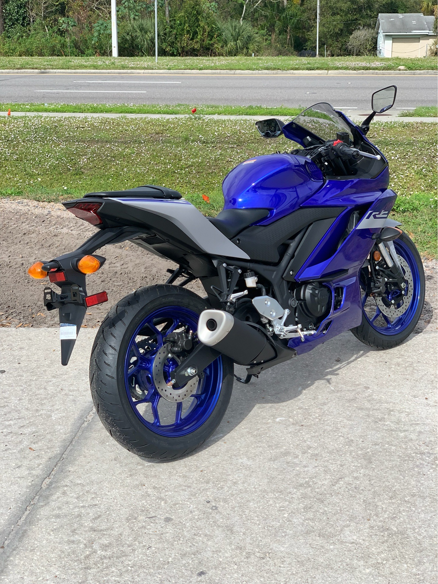 2020 Yamaha YZF-R3 in Orlando, Florida - Photo 6
