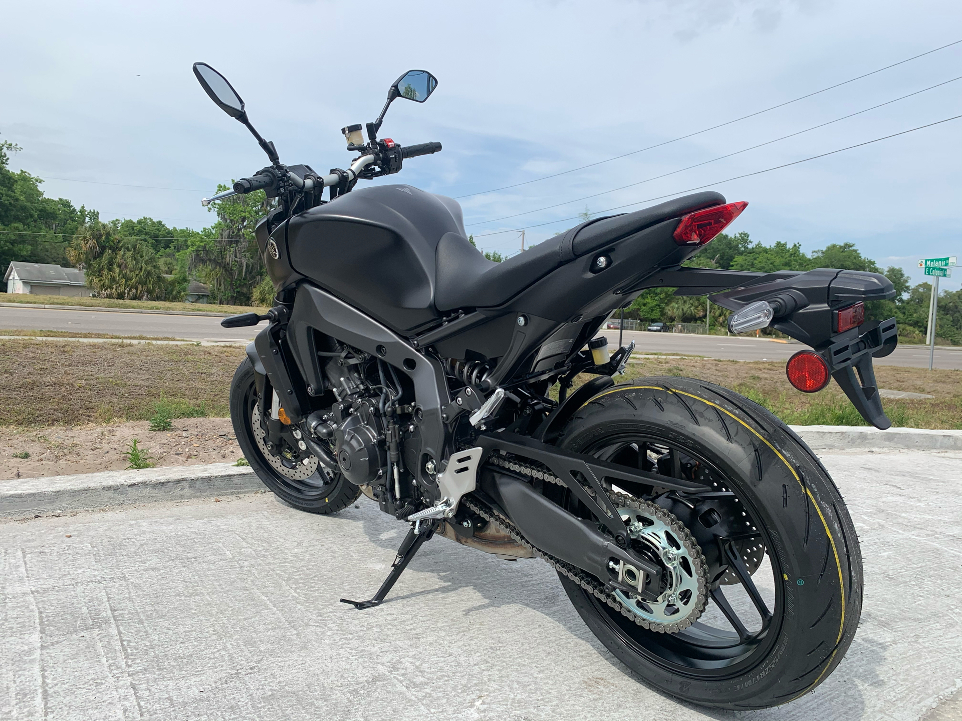 2021 Yamaha MT-09 in Orlando, Florida - Photo 7