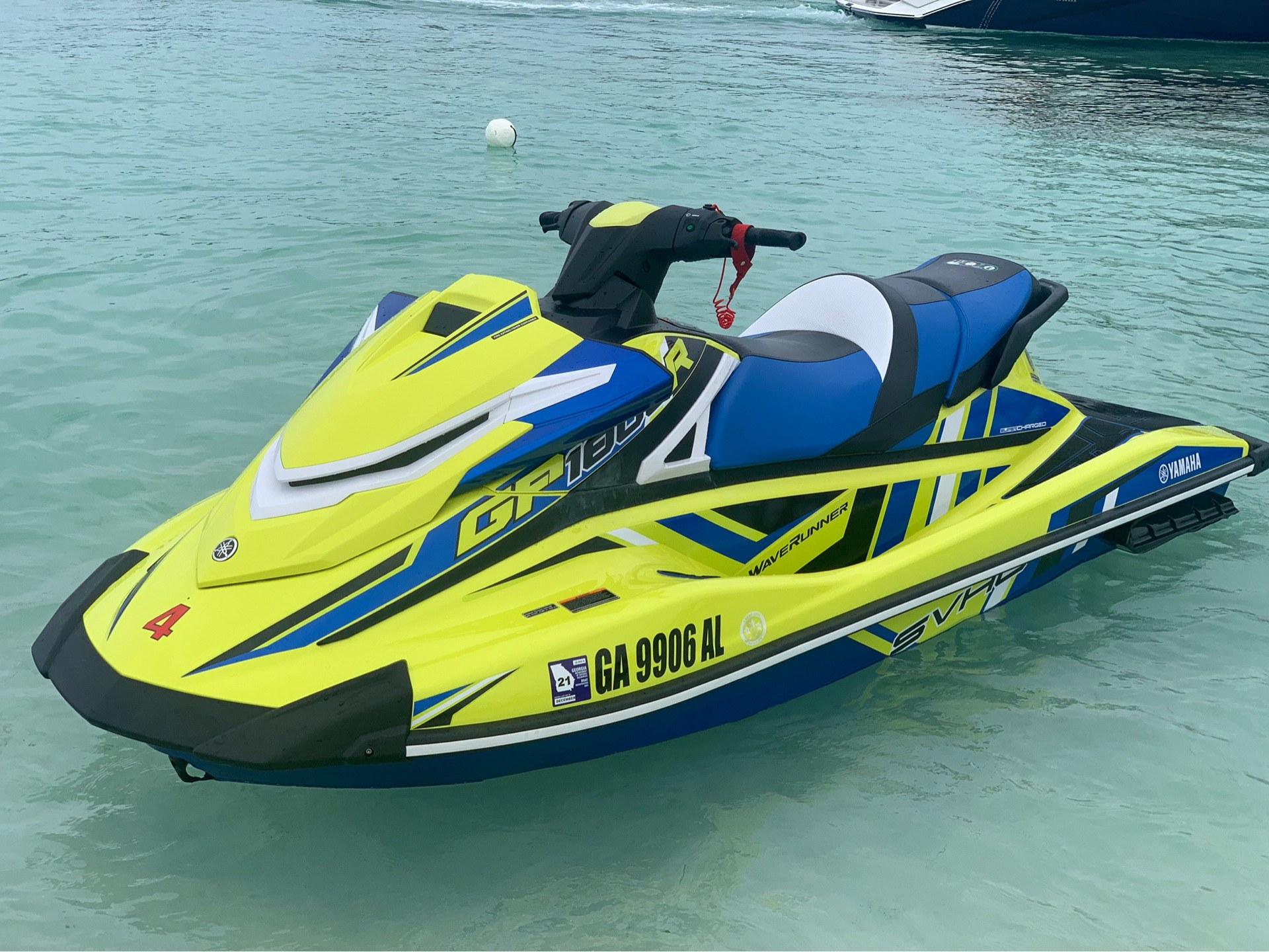 2020 Yamaha GP1800R SVHO in Orlando, Florida - Photo 1