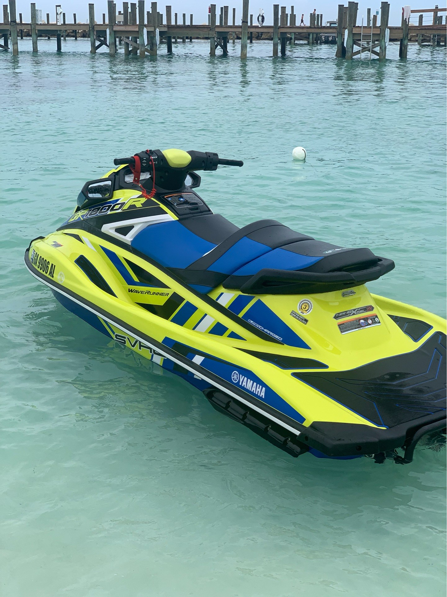 2020 Yamaha GP1800R SVHO in Orlando, Florida - Photo 3
