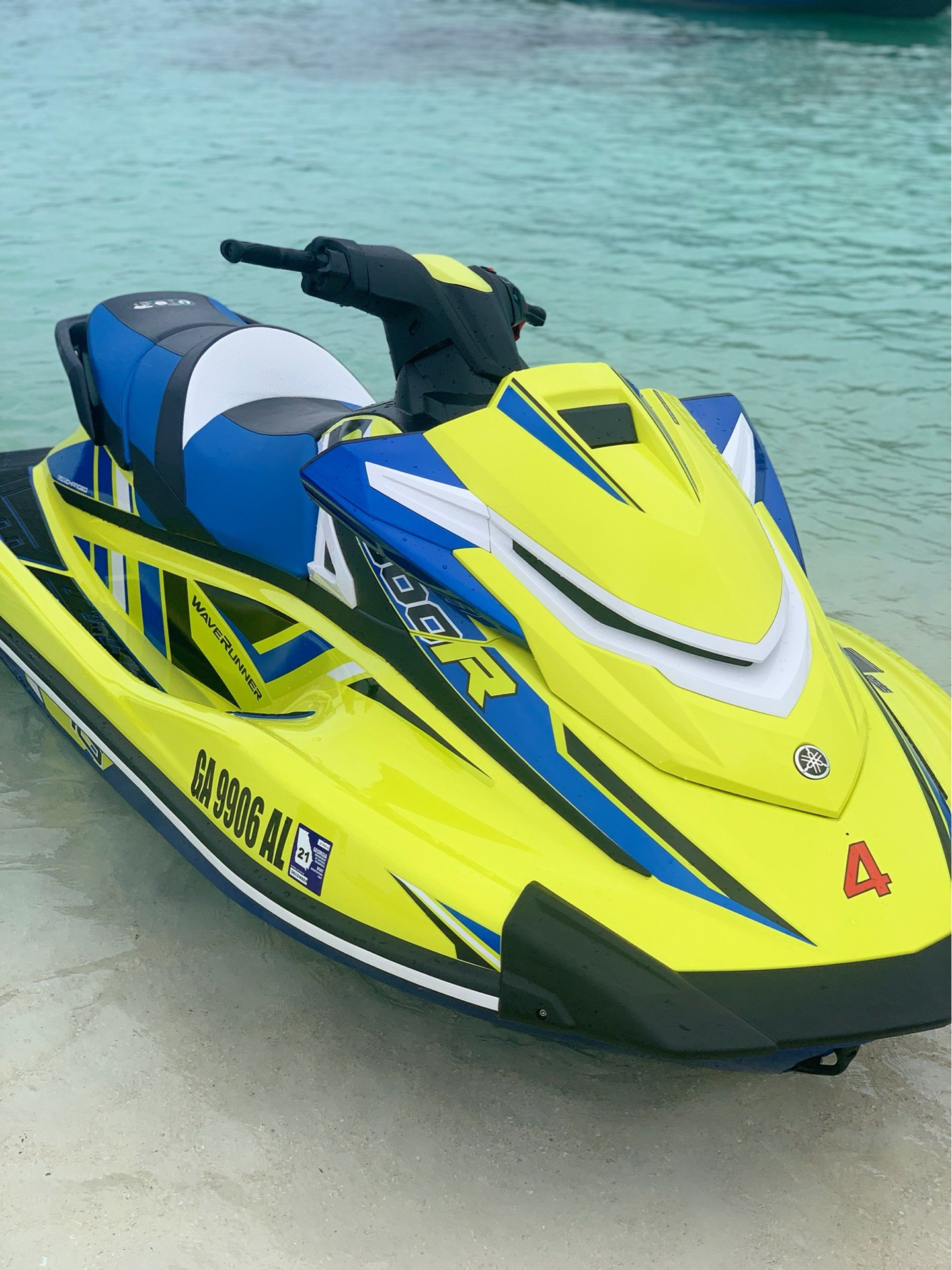 2020 Yamaha GP1800R SVHO in Orlando, Florida - Photo 7