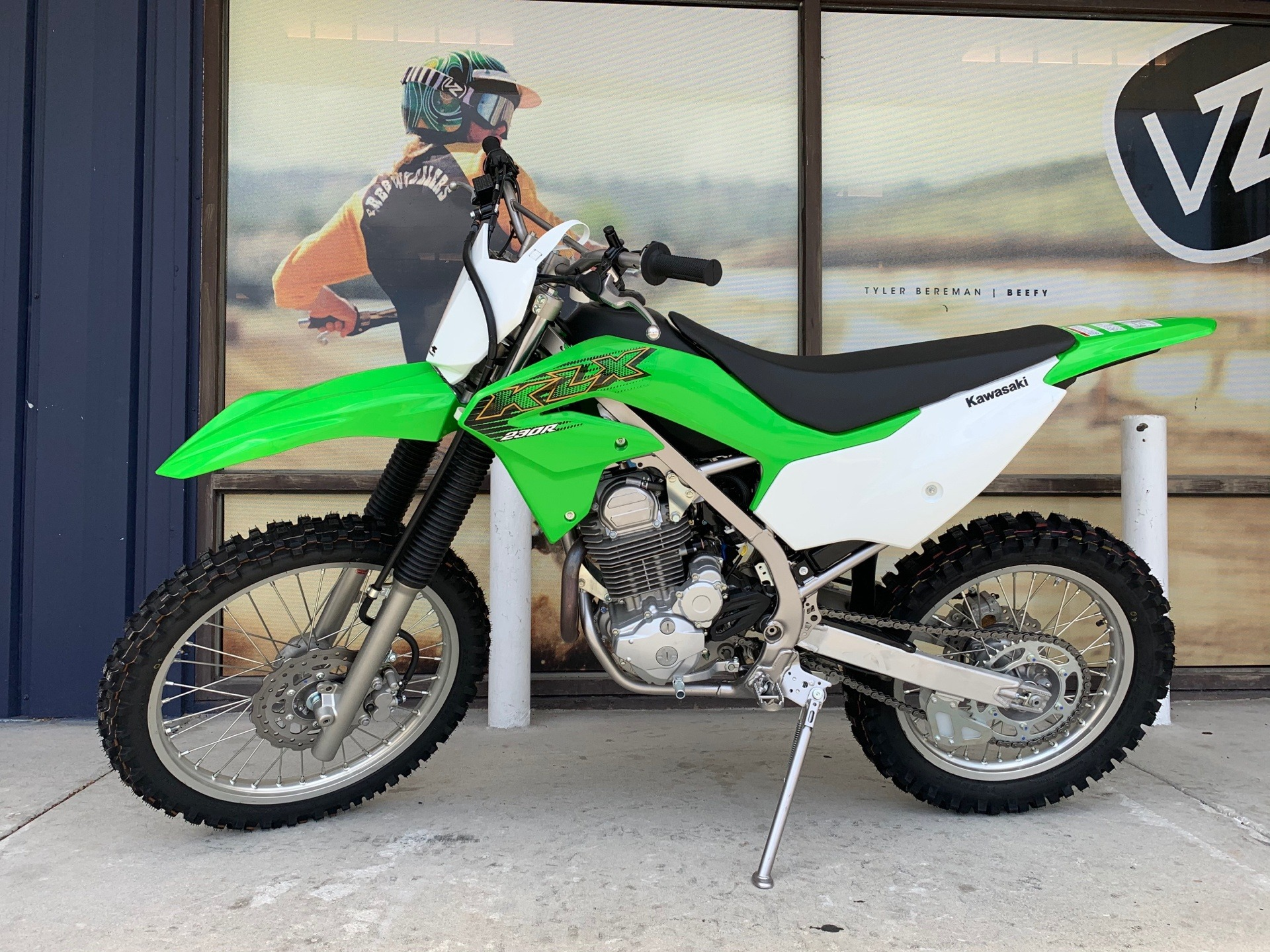 2021 Kawasaki KLX 230R in Orlando, Florida - Photo 1
