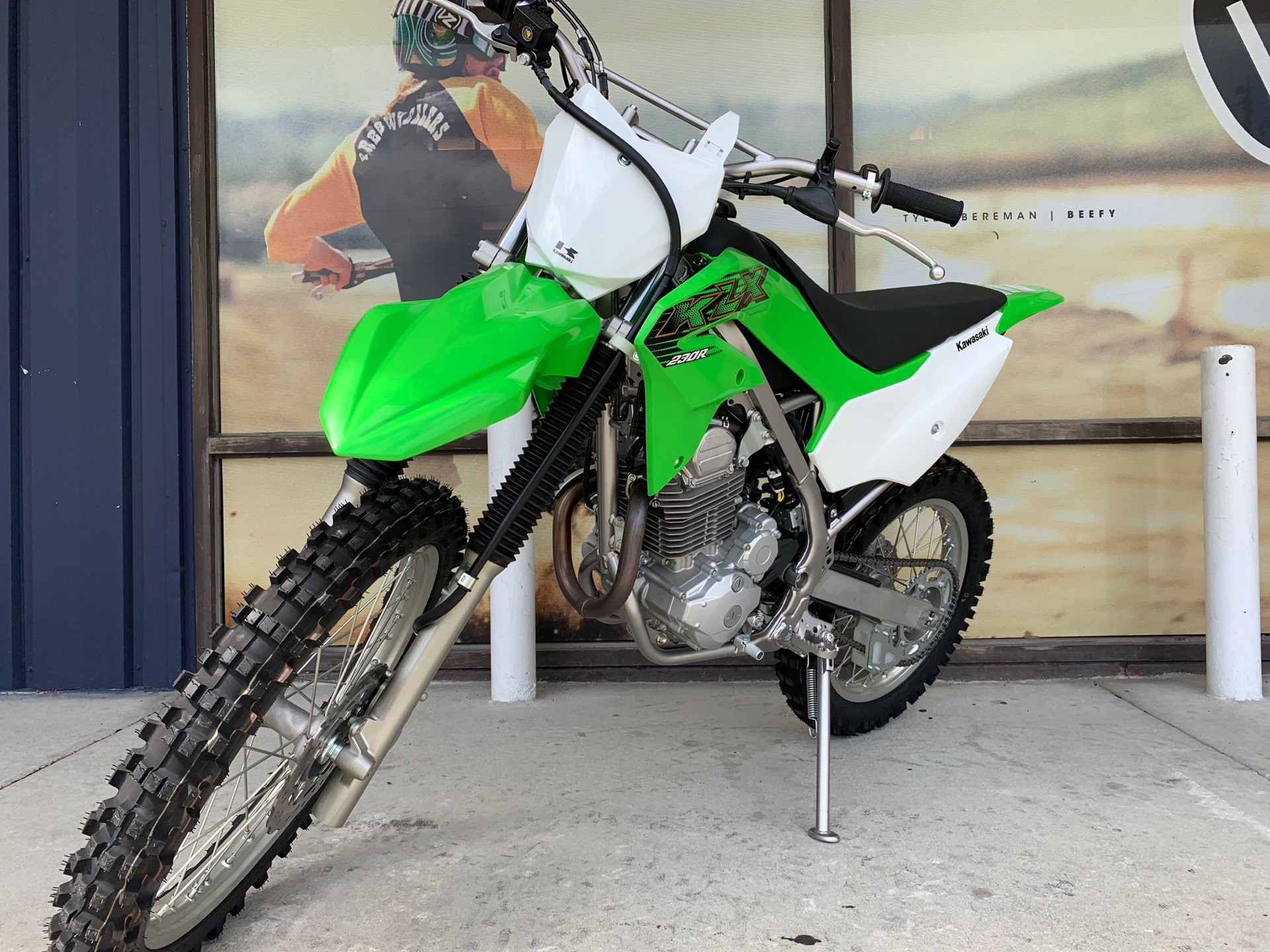 2021 Kawasaki KLX 230R in Orlando, Florida - Photo 2